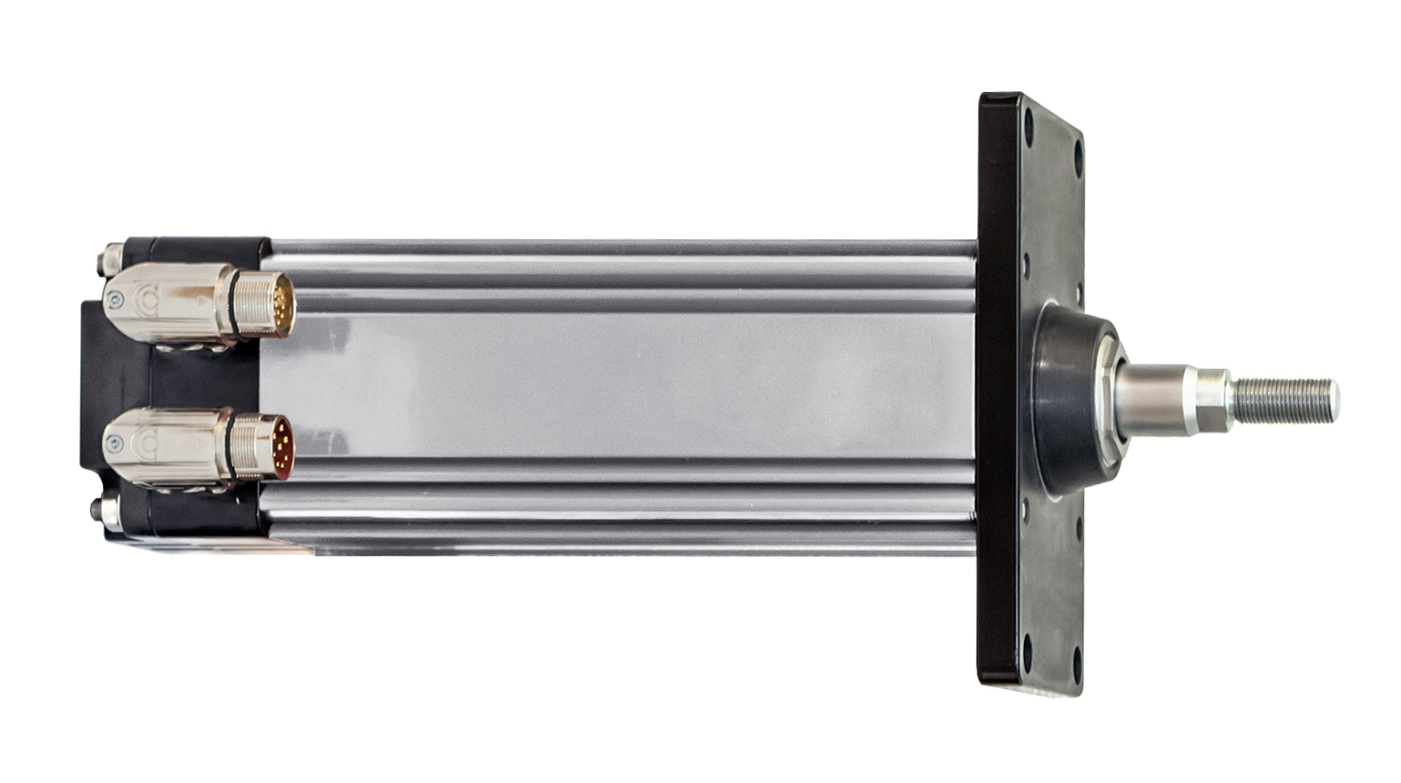 Roller screw actuators bring increased reliability to heavy duty applications