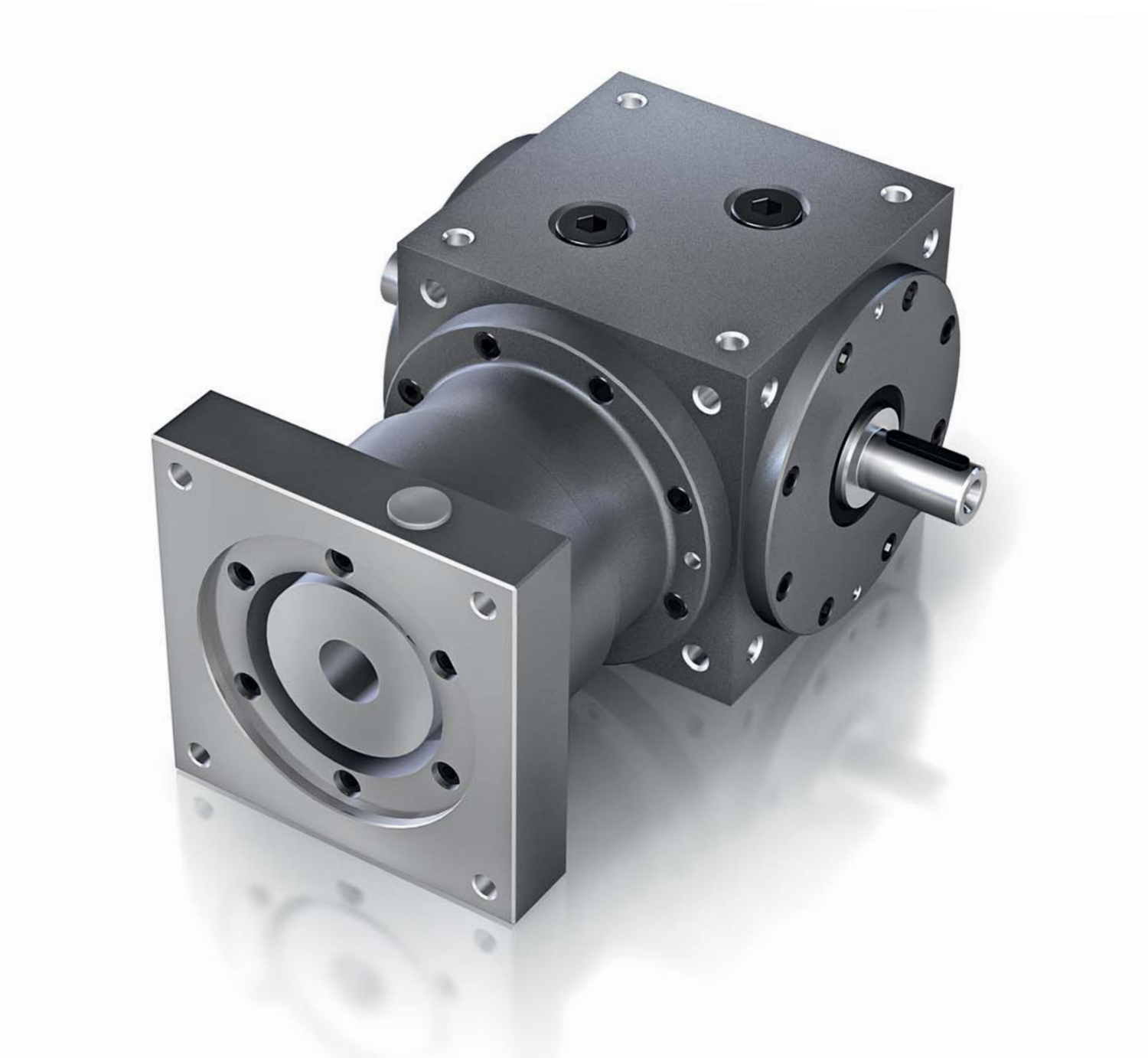 PowerGear HS from Drive Lines meets the needs of high speed drives as standard