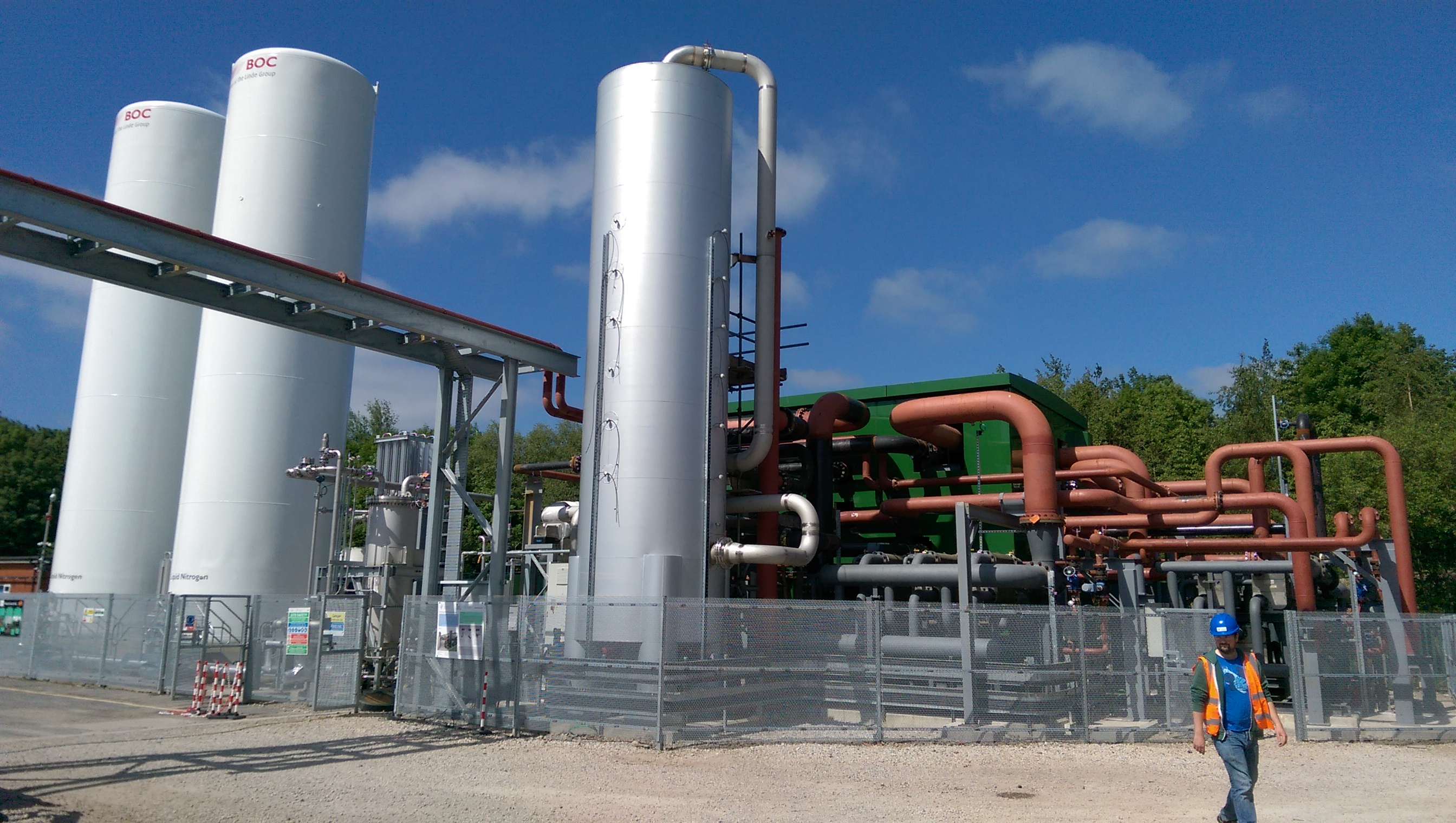 BBC recognises High View Power LAES energy facility supported by Optimal Industrial Automation