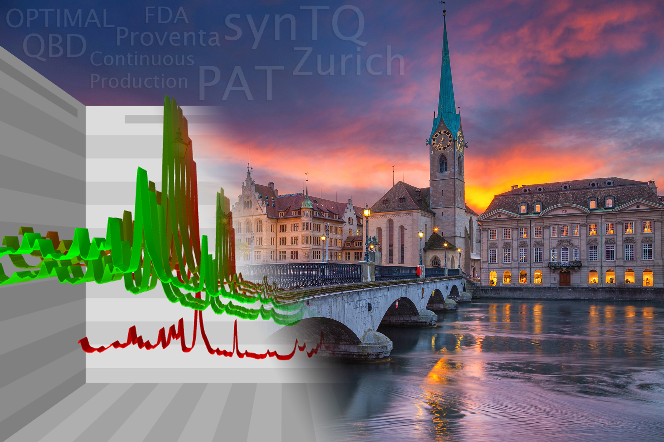 synTQ PAT software brings continuous manufacturing to Biomanufacturing Strategy Meeting Europe 2017