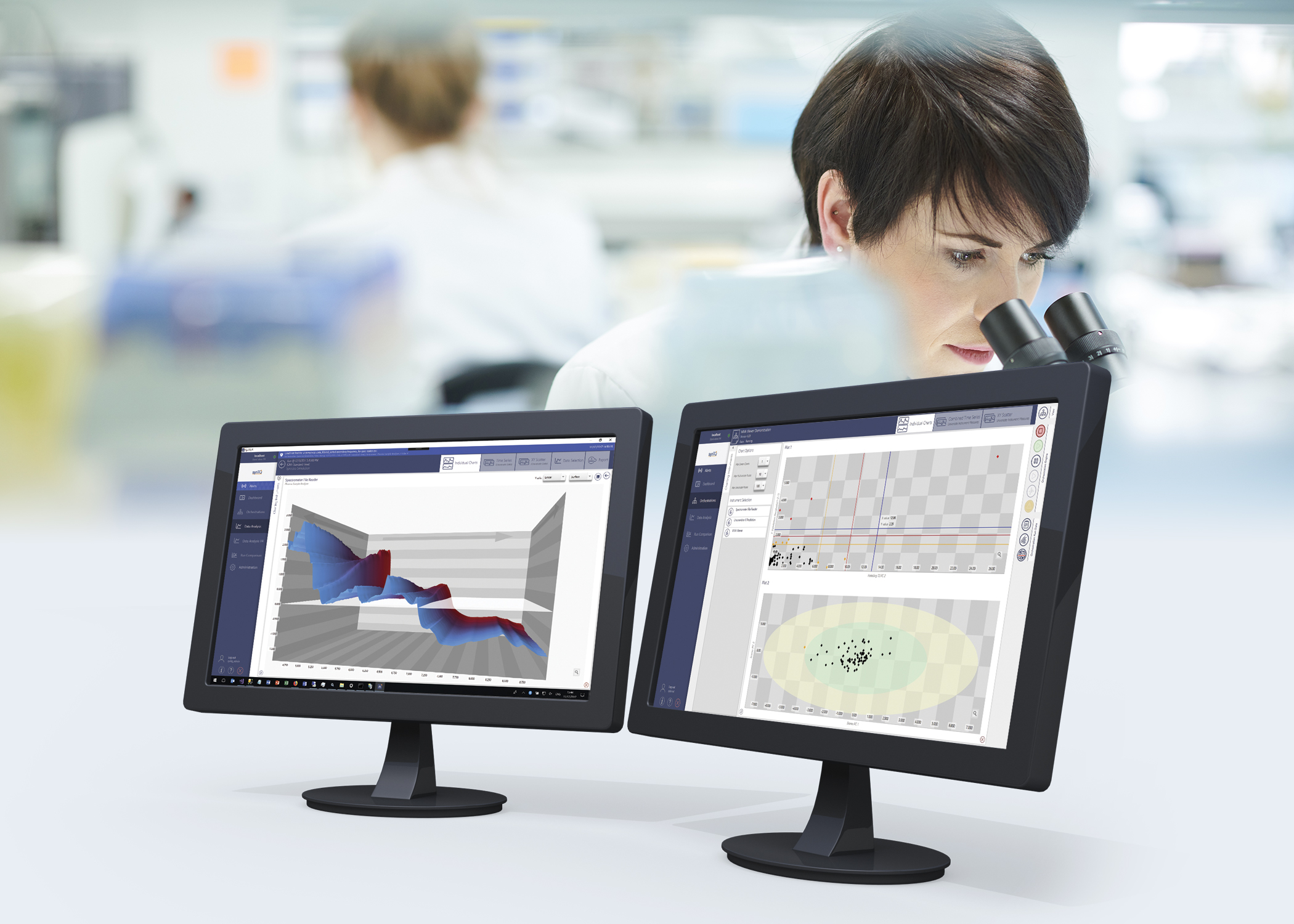 Latest developments in market leading PAT software at ACHEMA 2018