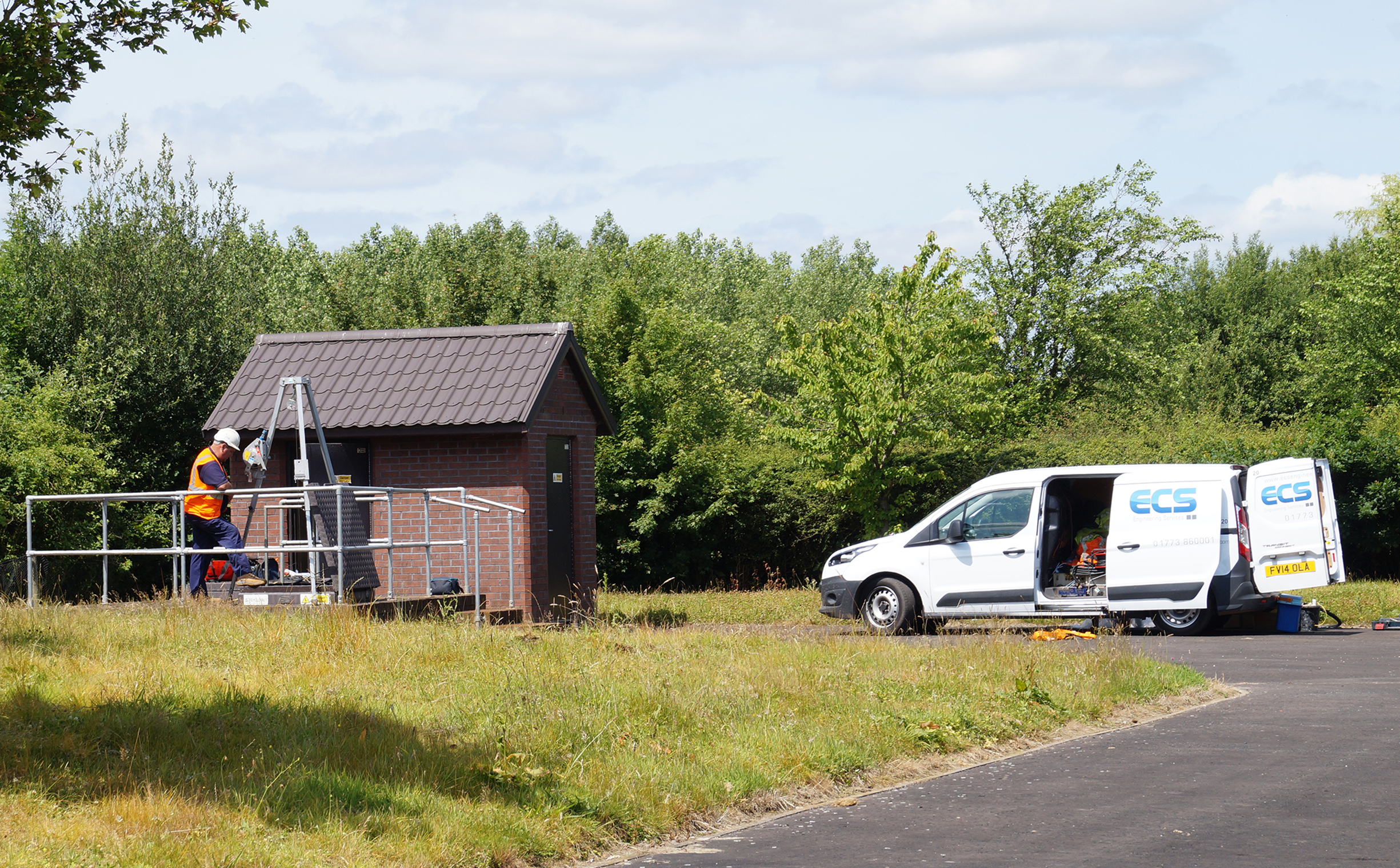 Highways England appoints ECS to maintain critical pumping stations