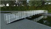 ECS builds Scottish Canals three deployable bridges for short term access requirements