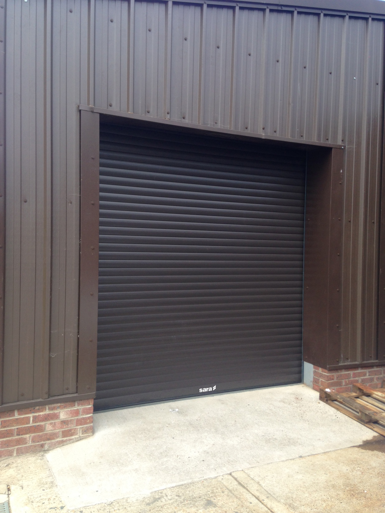 Insulated roller shutter doors can stop noise as well as heat from escaping