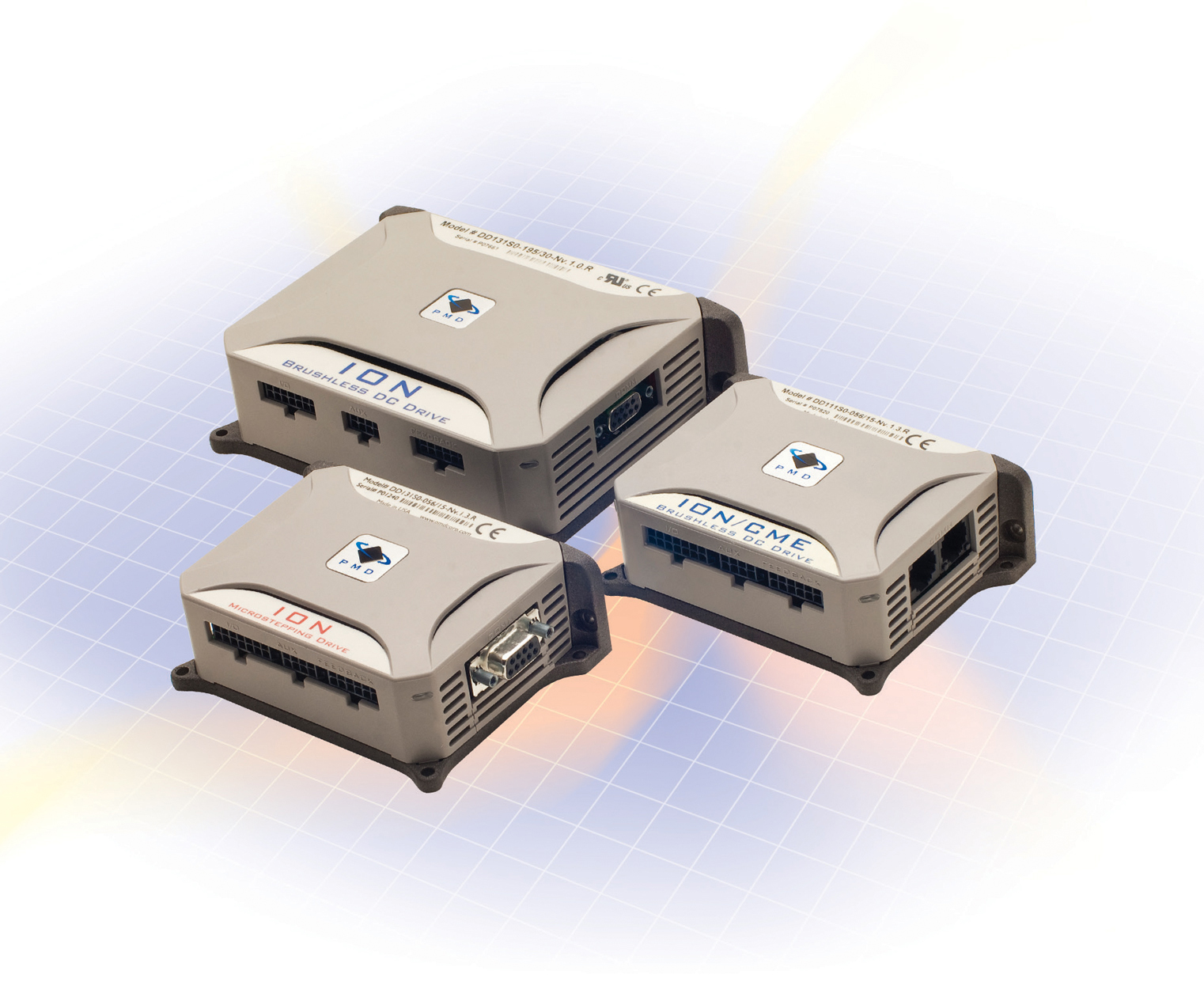 Advanced motion cards provide precise actuation on compact blood analyser