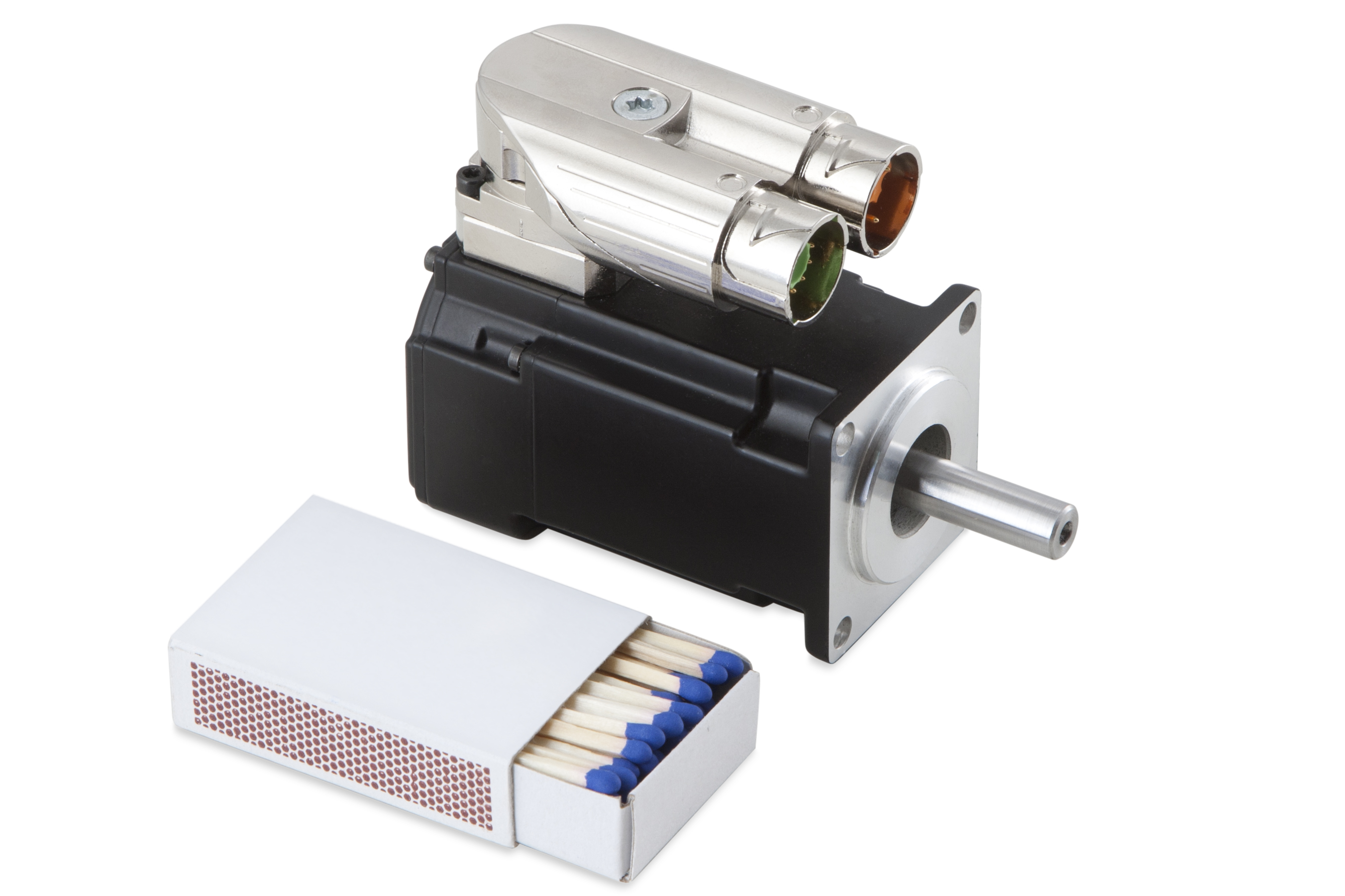 INMOCO adds 24V options to AKM servomotor range