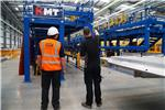 Hitachi Rail awards contract to KM Tools for train carriage 'smart jigs'