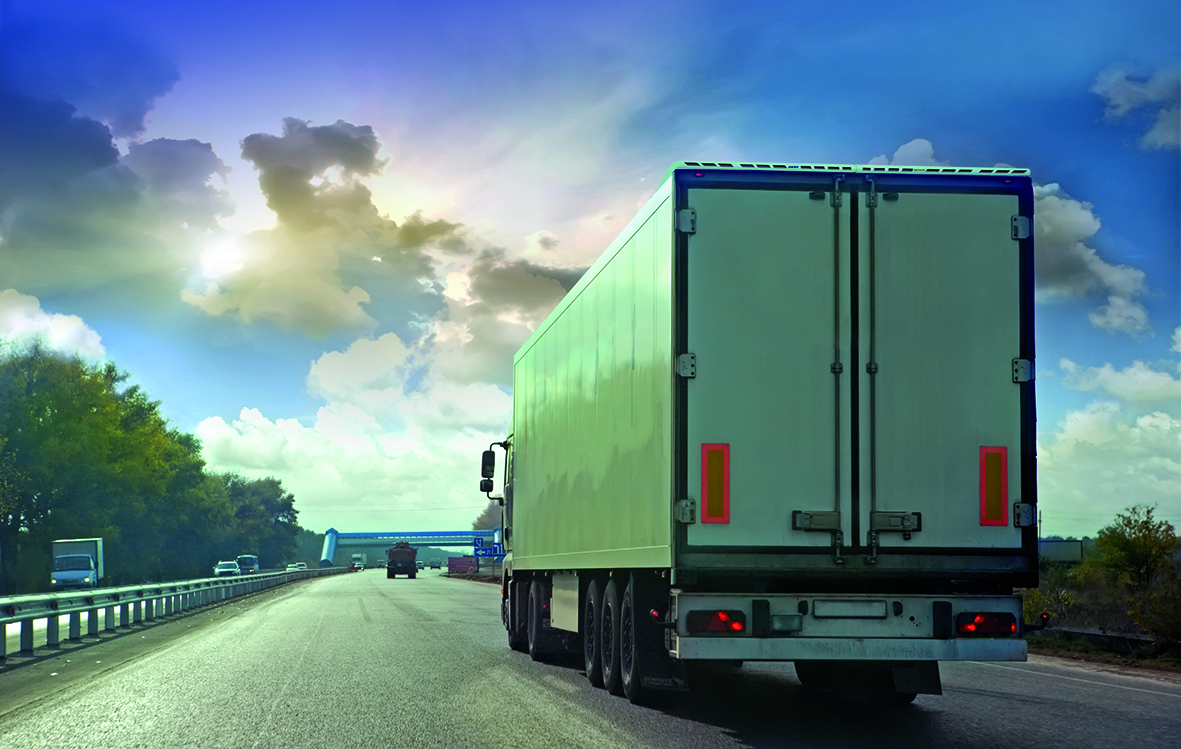 JOST fifth wheels deliver reliability and safety for chilled haulier