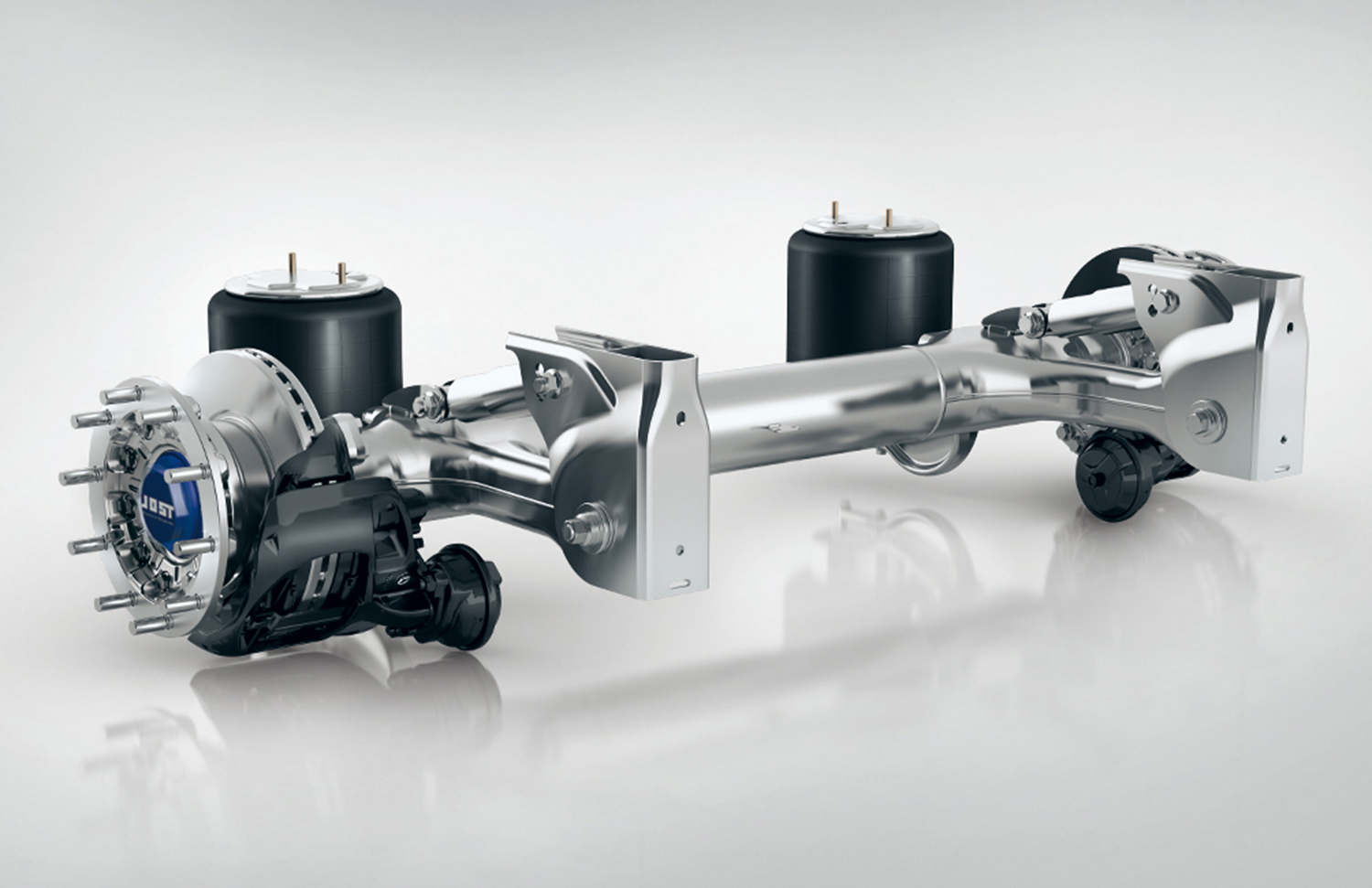 Buying genuine parts for axle maintenance saves money and improves safety