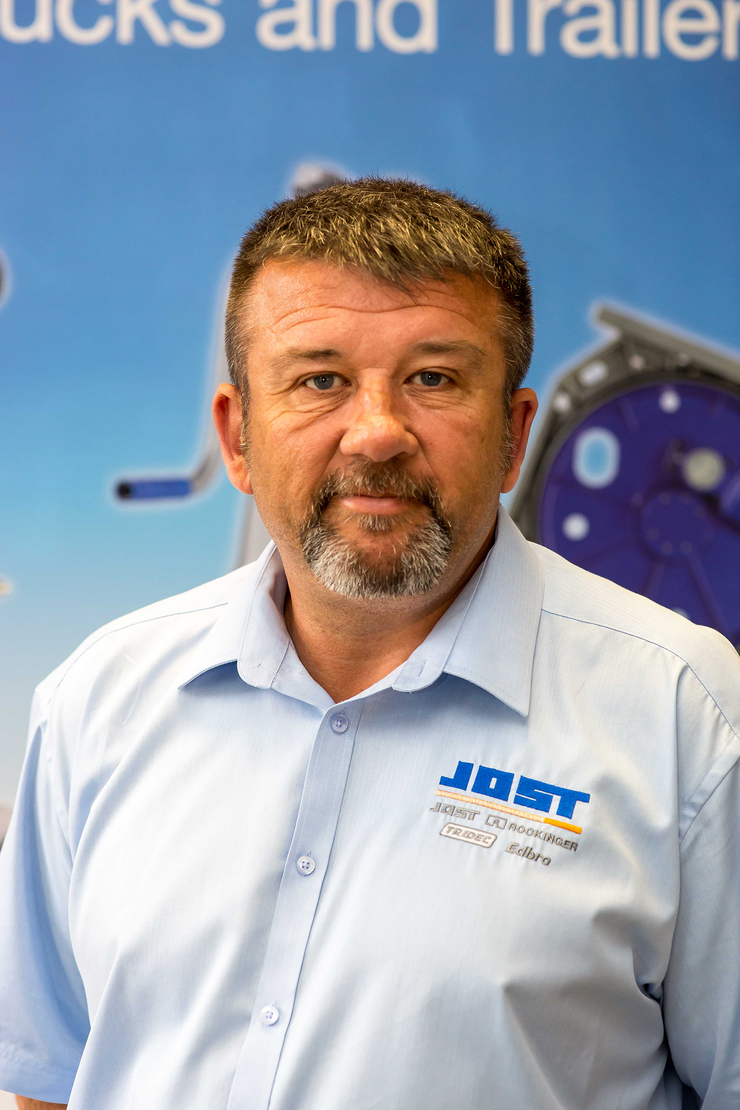 JOST UK appoints Lee Wilson as Area Sales Manager for Southern region