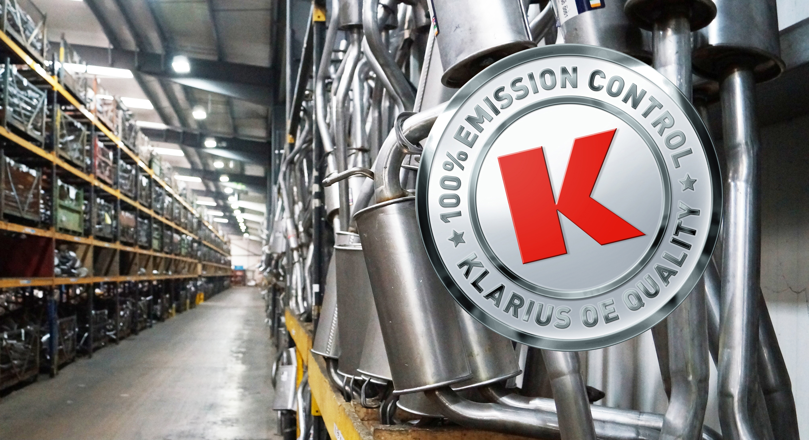 Klarius Products Ltd leads the way with ISO 9001:2015 accreditation
