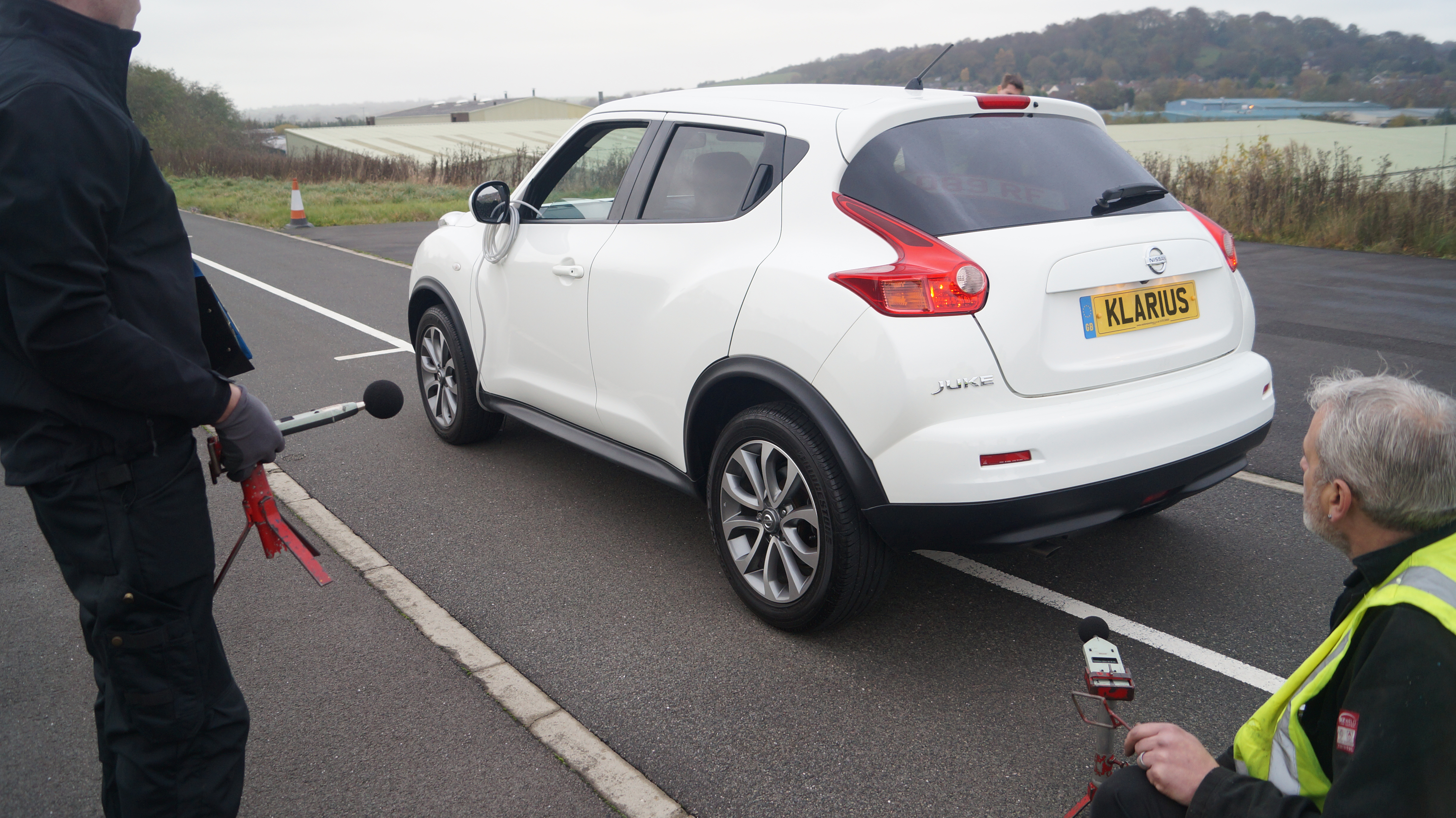 Juke box included in range of 30x new Klarius exhausts