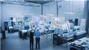 Smart manufacturing for CNC production machines