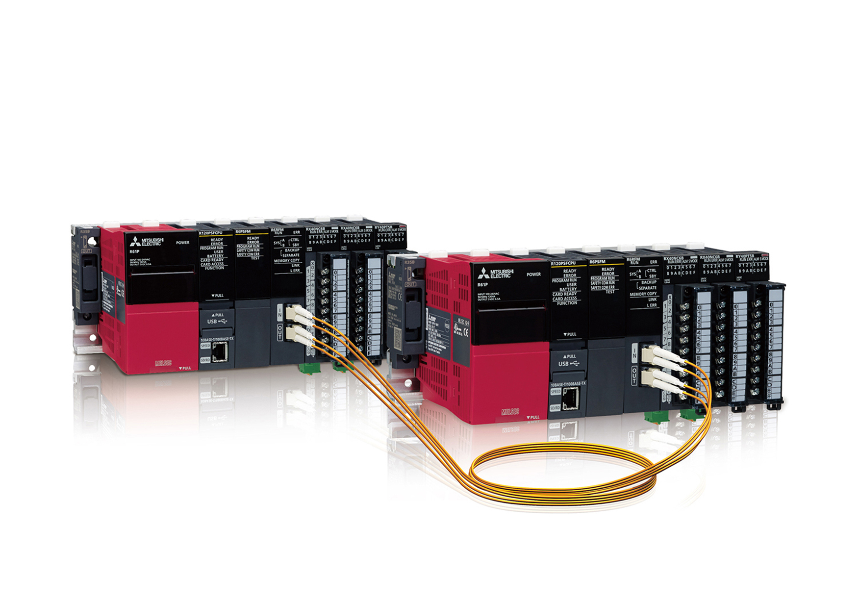 Mitsubishi Electric launches new safety PLC