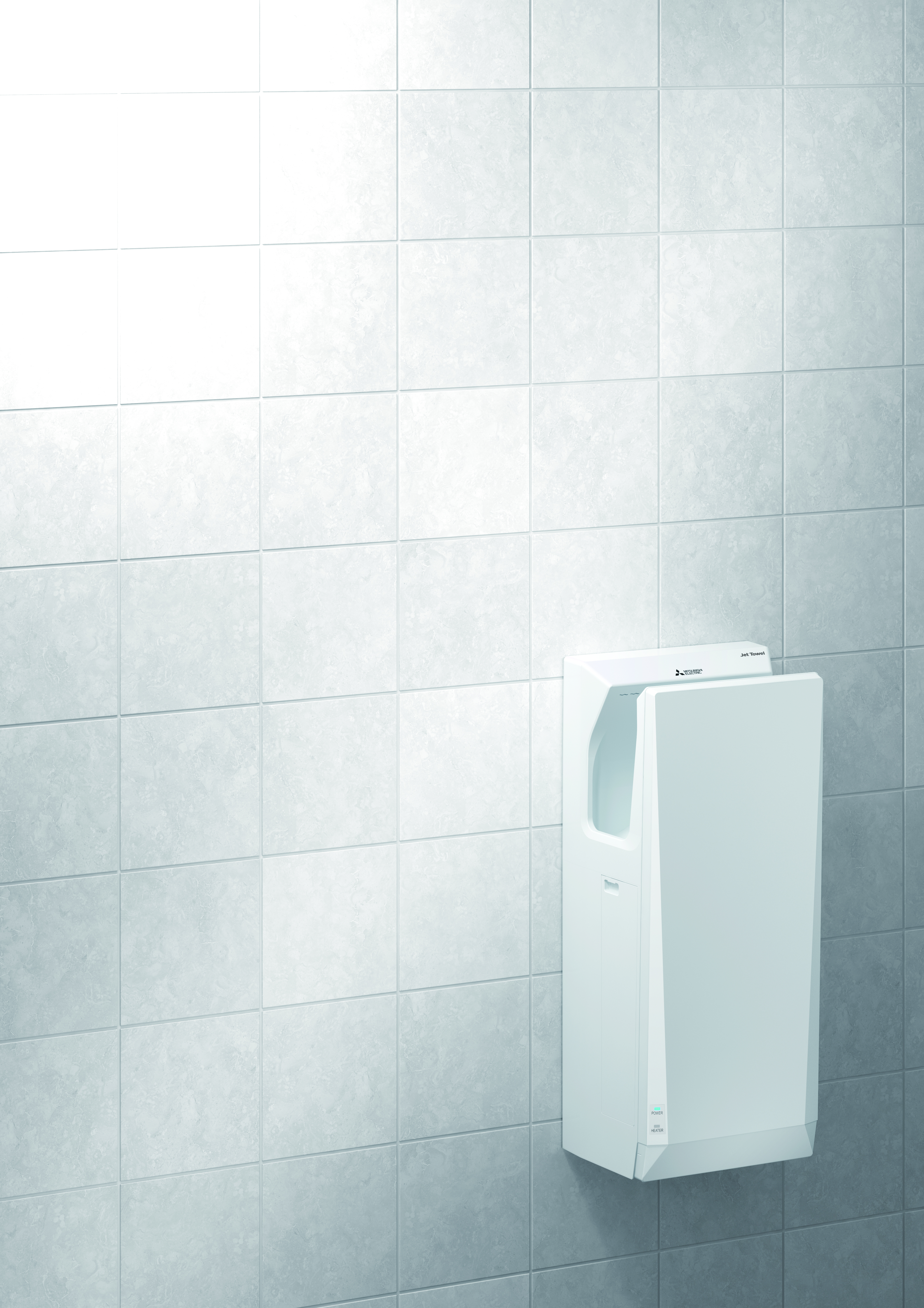 Original and best air jet hand dryer maintains technology leadership position