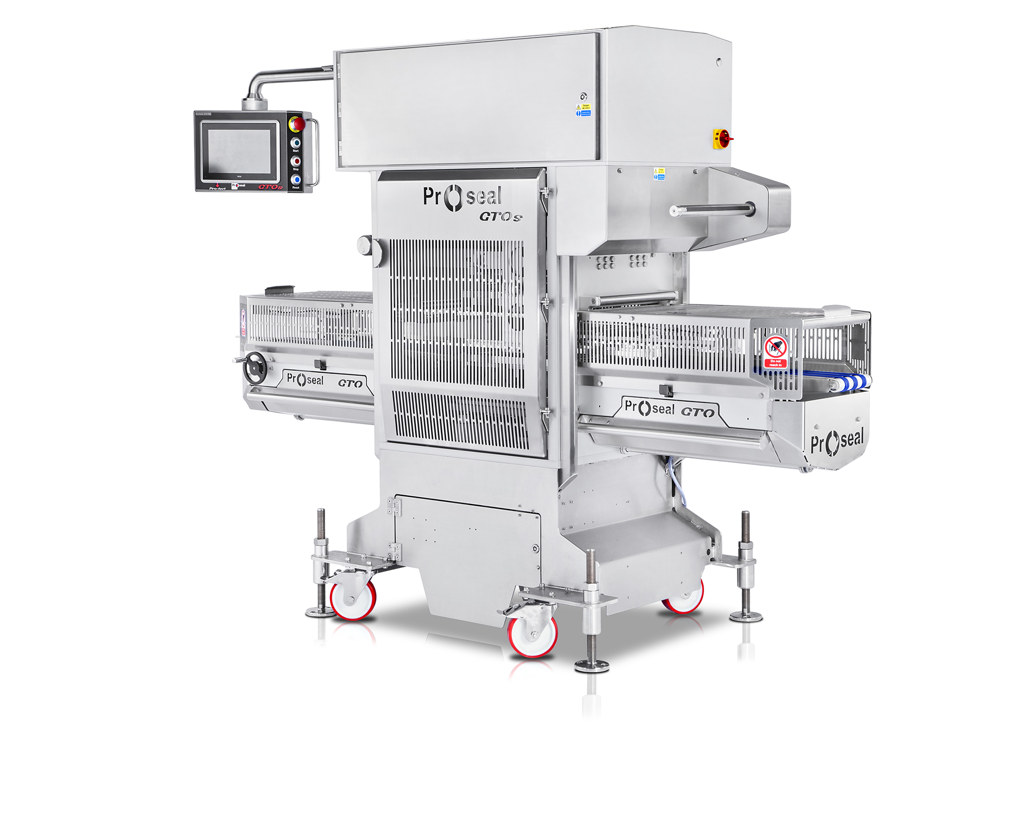 Optimising packaging machines for ease of integration and advanced functionality