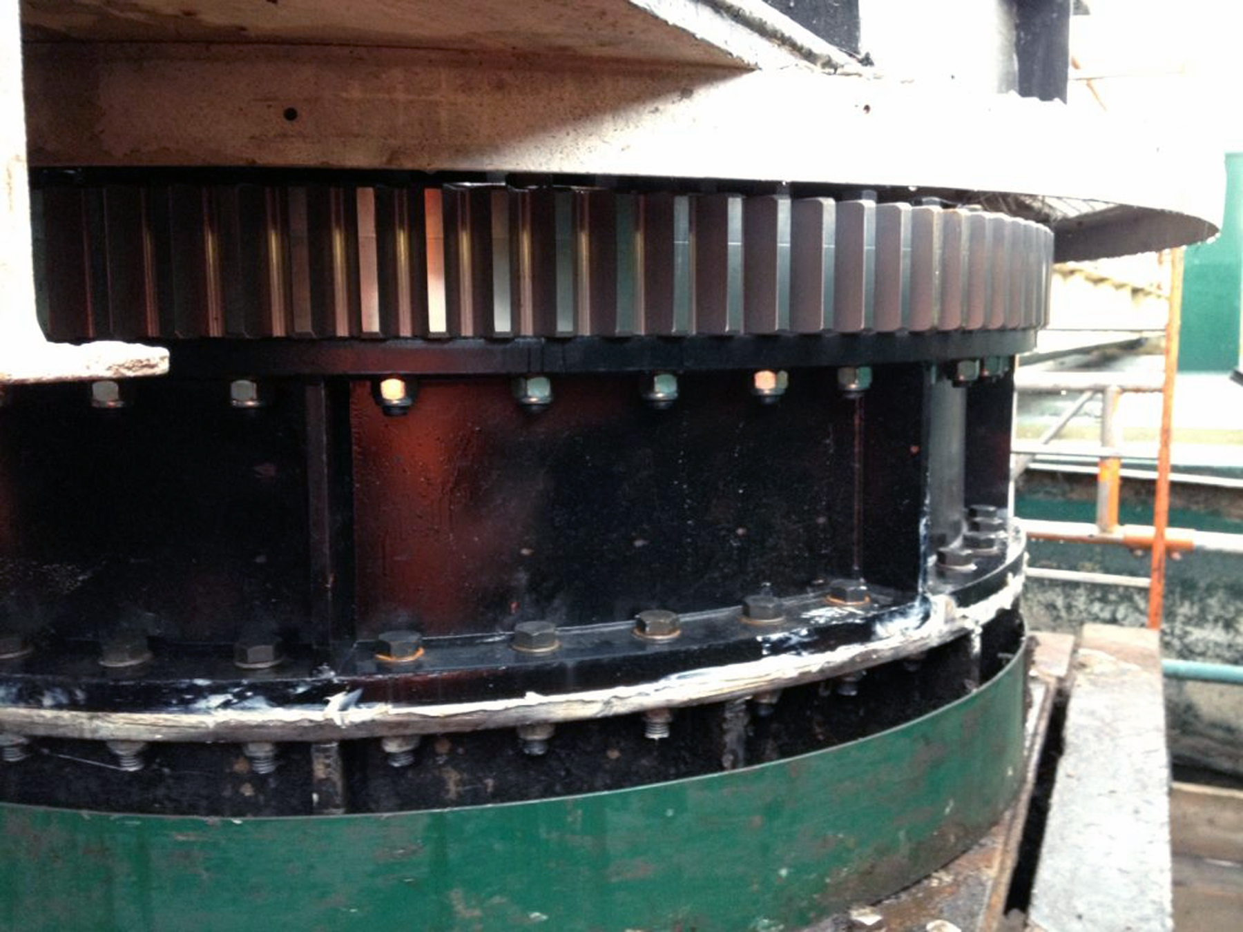 Revolvo delivers bespoke bearing solution for Thames Water