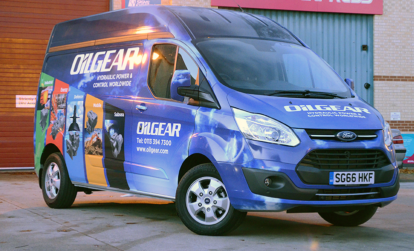 Oilgear Leeds is centre of excellence for Aftermarket Services