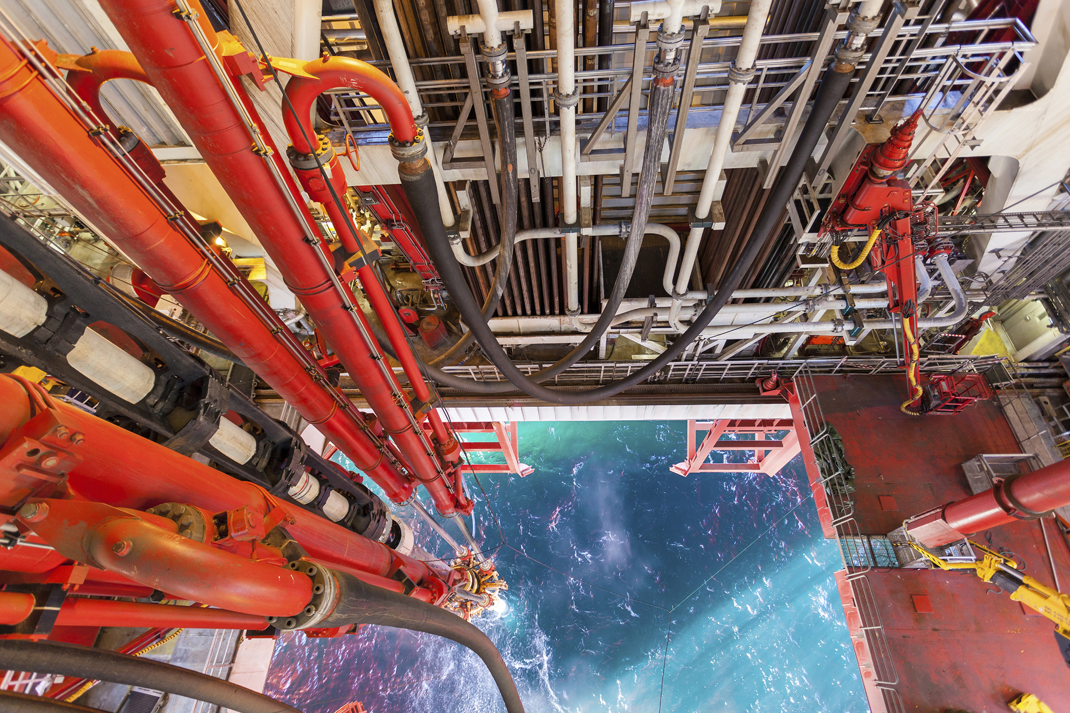 Reliable technology improves efficiency for offshore industries
