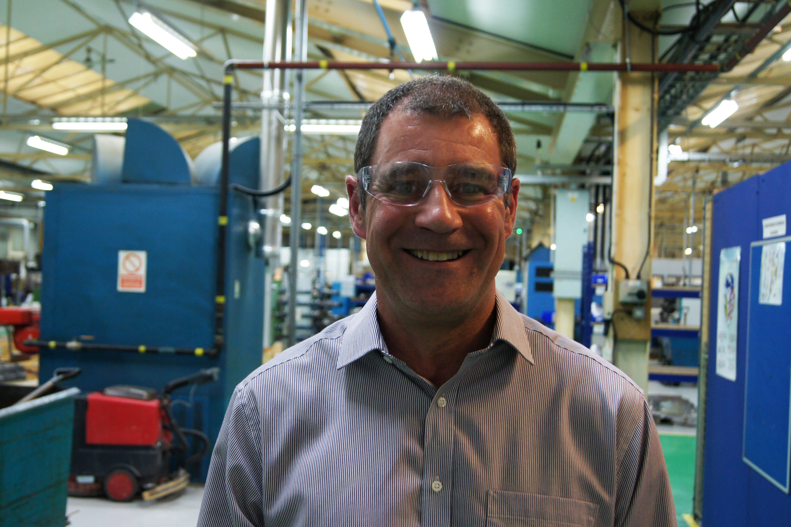 Oilgear's new service centre manager pitches for customer delight