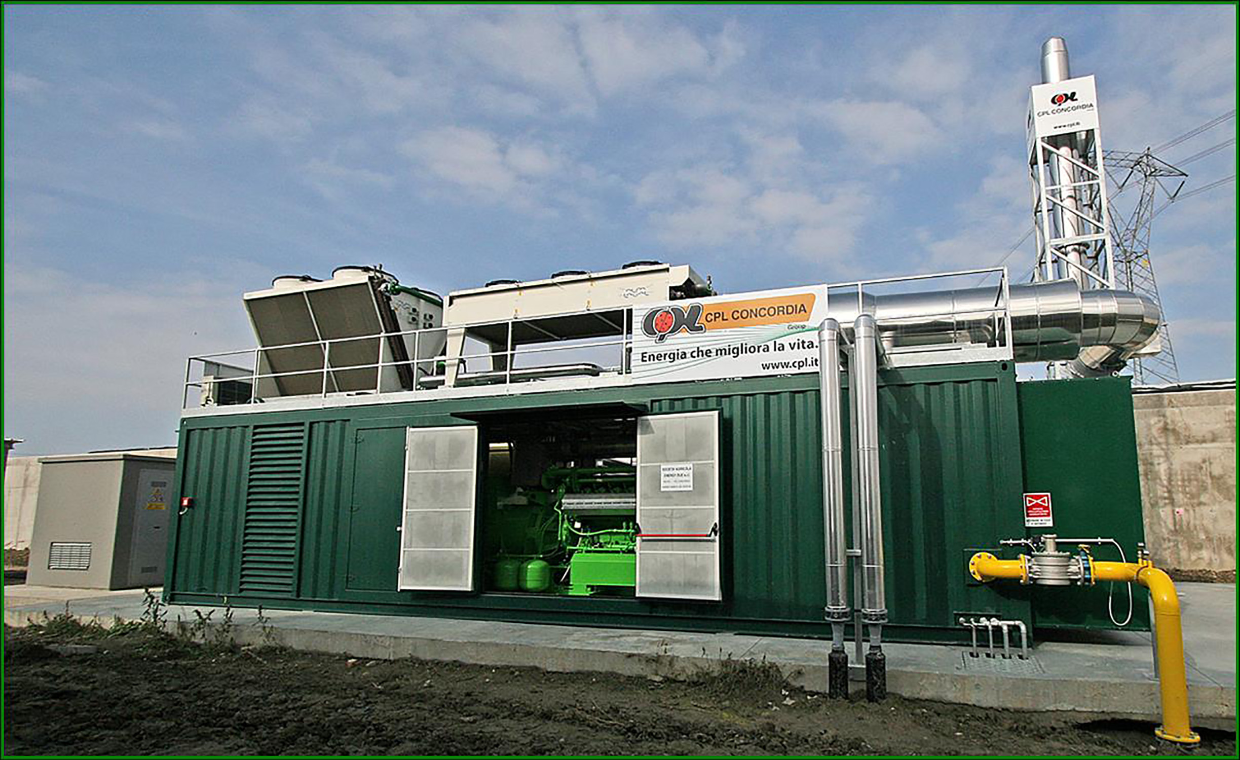 4MW biomass power station aims for zero carbon footprint