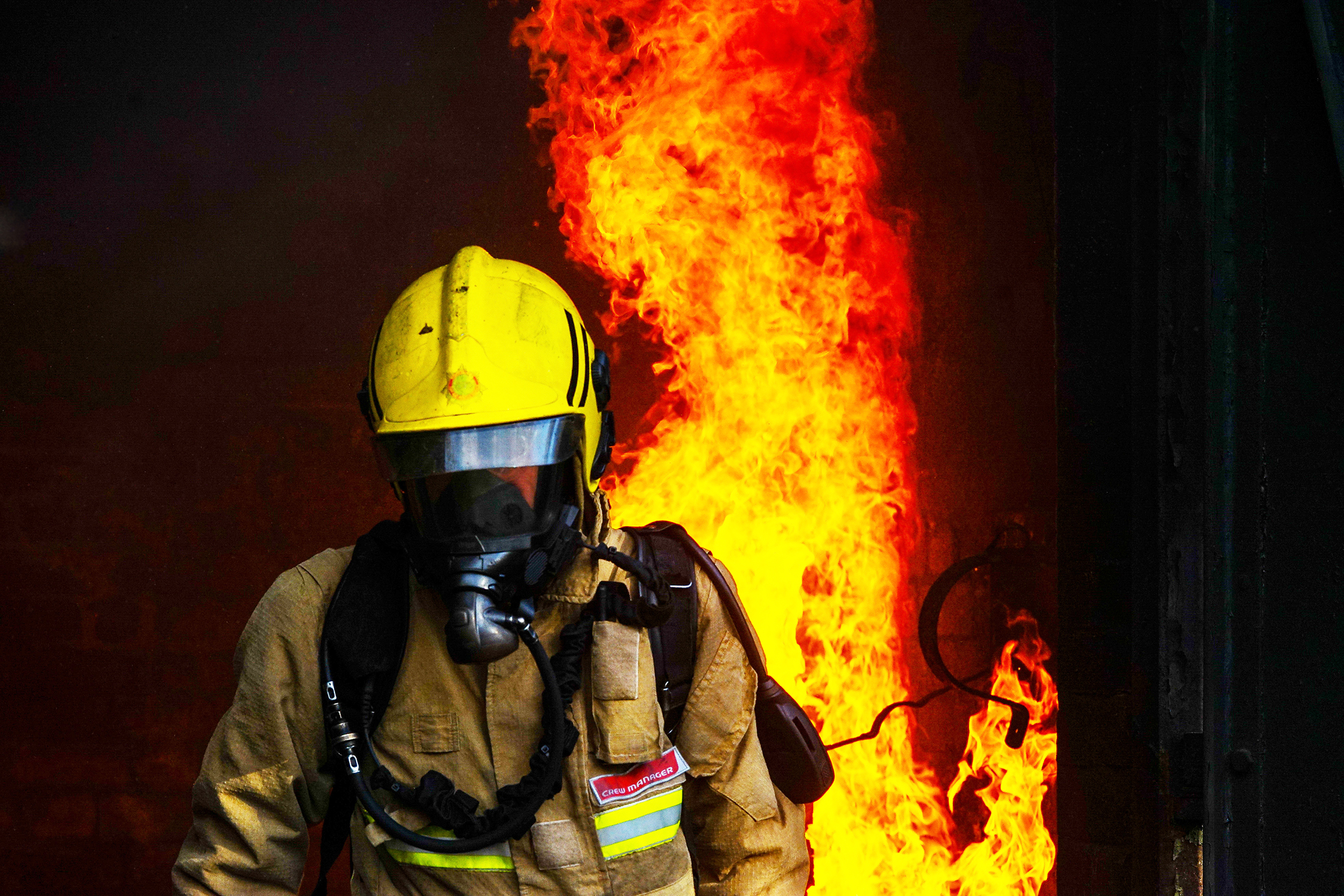 SCADA used to automate fire training for Staffordshire Fire & Rescue Services