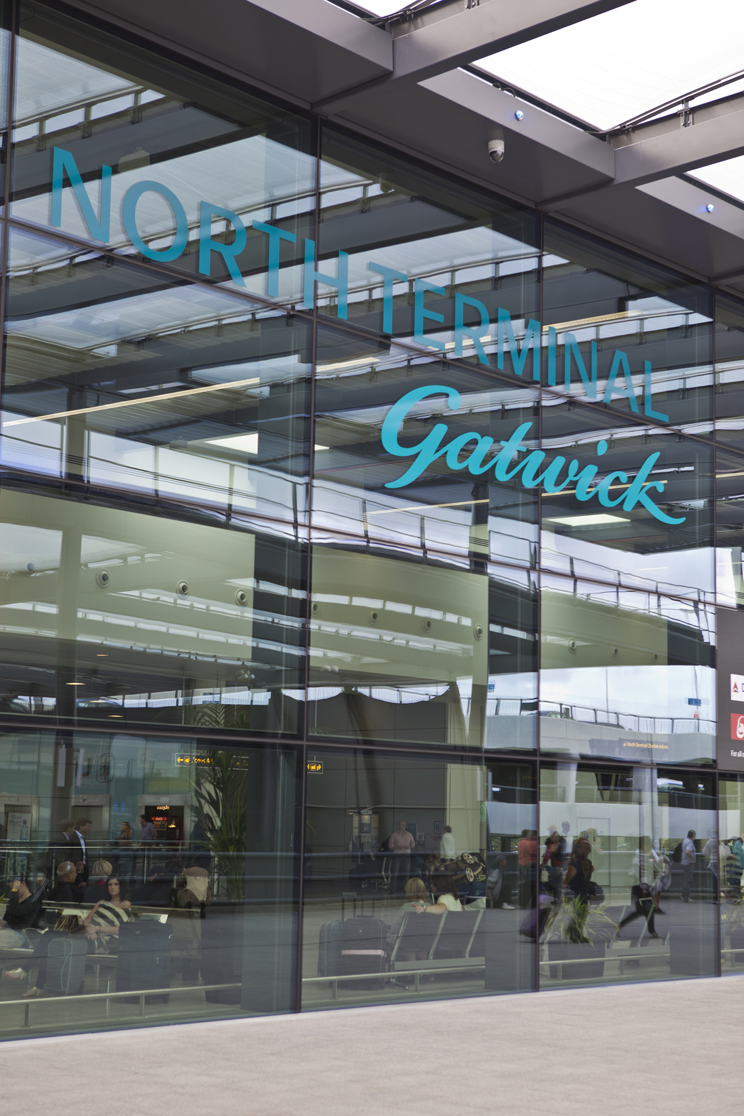 Calling all passengers… SCADA takes Gatwick's public-address system to next level