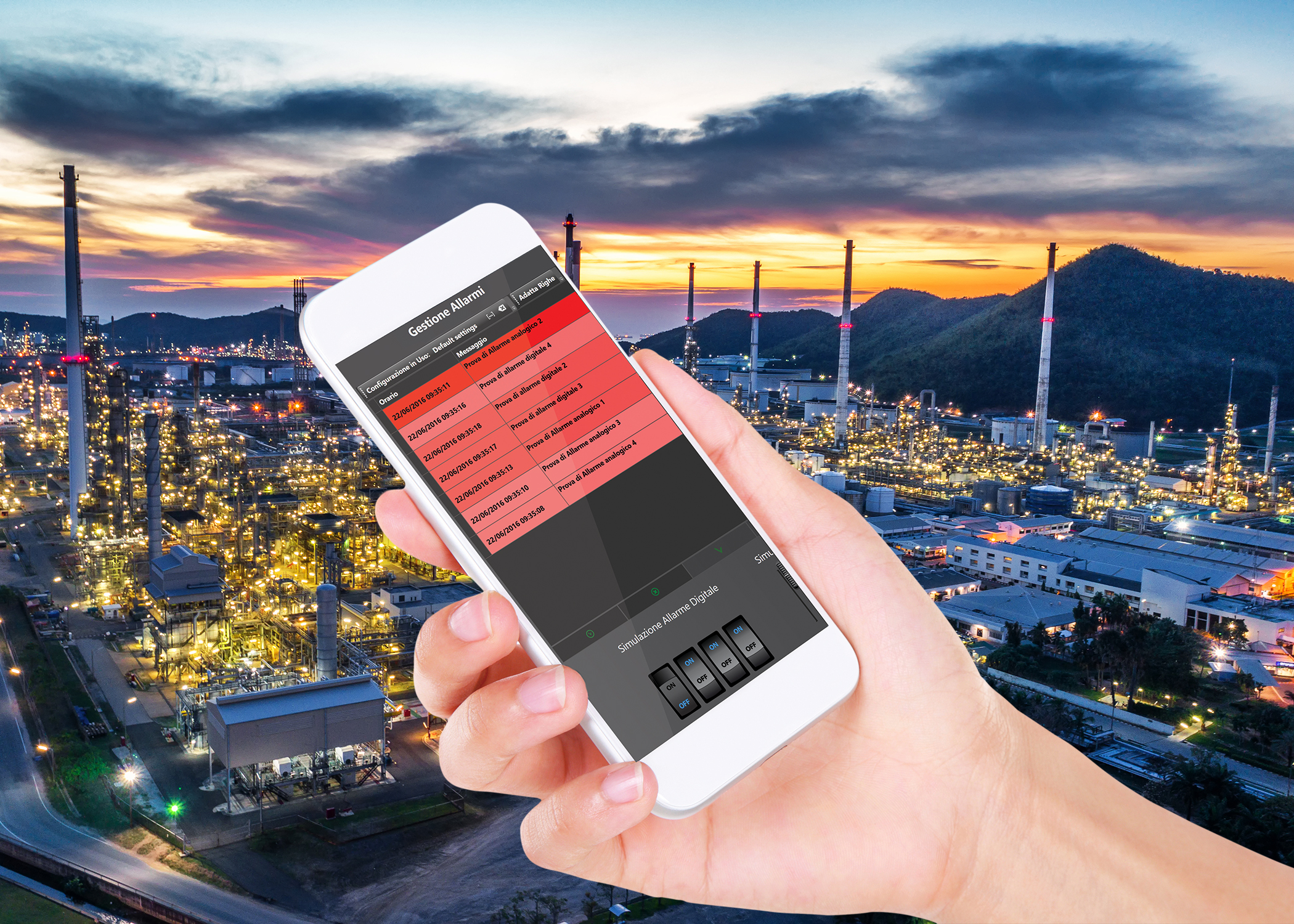 Is there one kind of SCADA for all applications?
