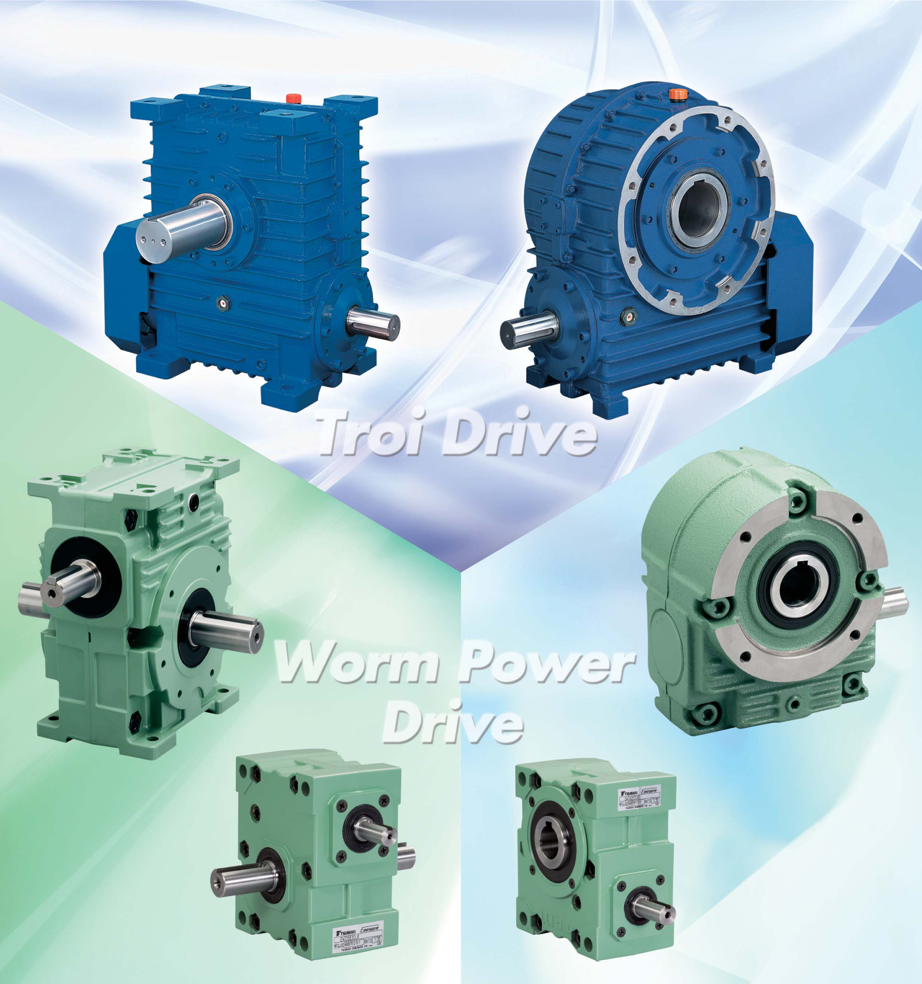 Compact worm gear drives deliver improved performance