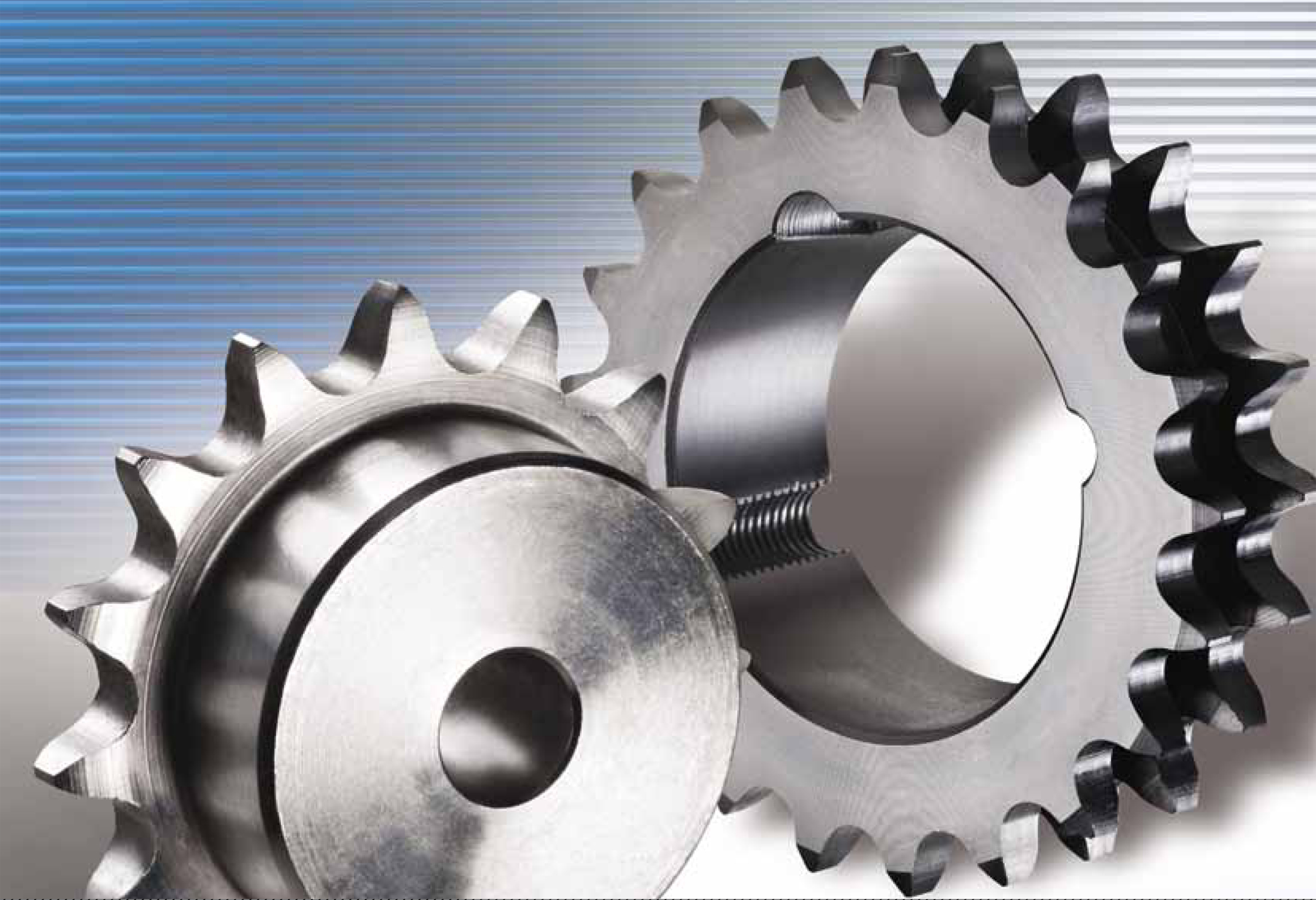 Tsubaki launches a full range of sprockets