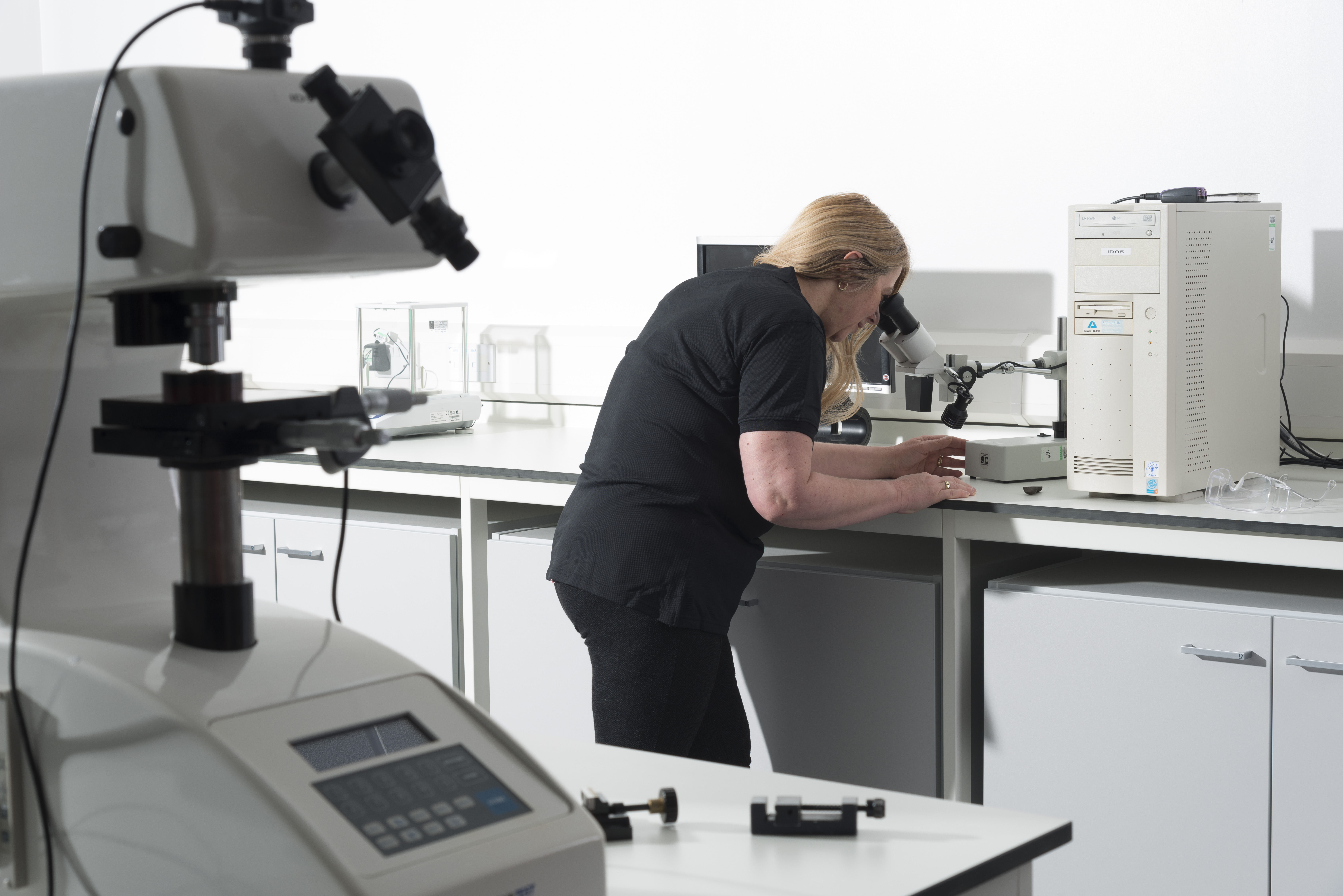 Optimas increases productivity for cancer diagnostic equipment manufacturer