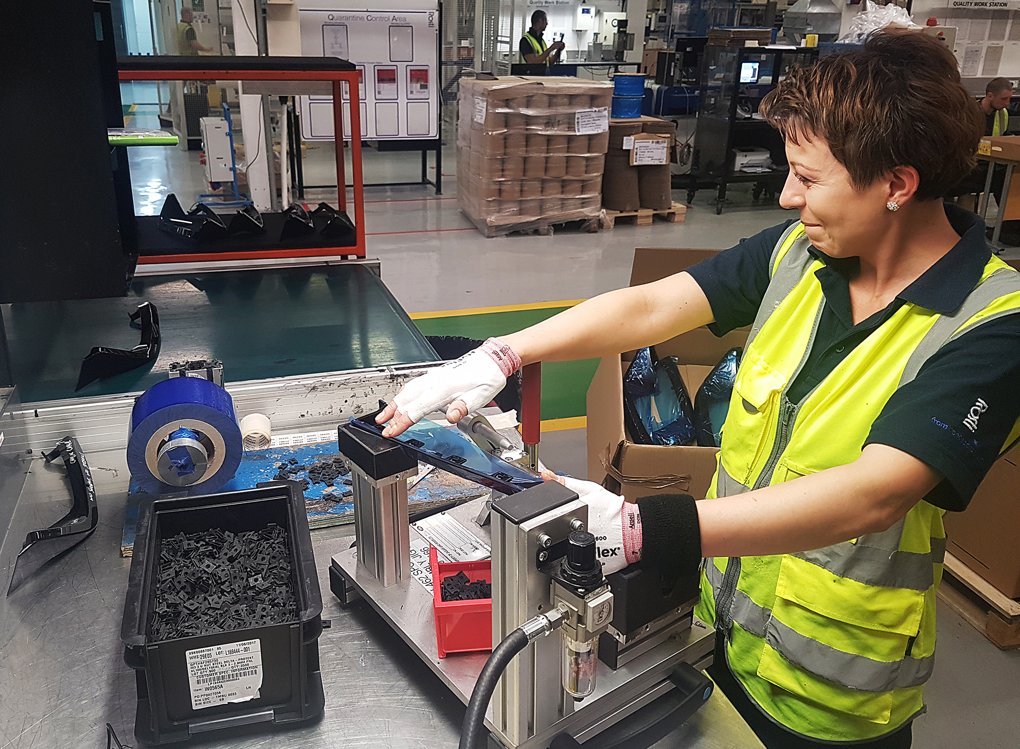 Rosti Automotive's Rapid Growth Supported by Optimas Supply Chain Efficiency