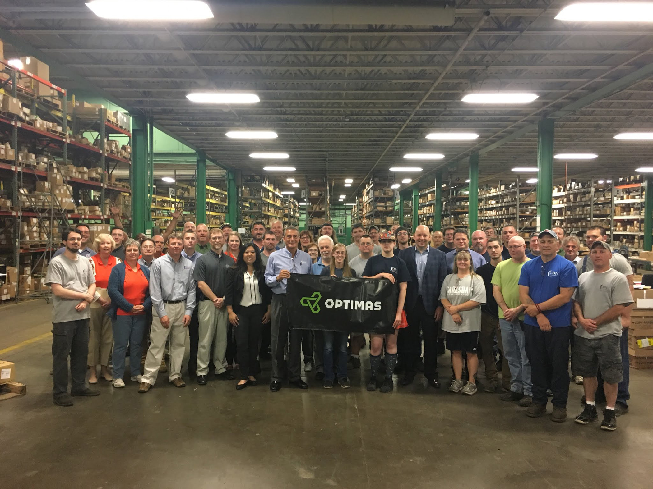Optimas OE Solutions Holdings, Inc. LLC Acquires Circle Bolt & Nut Co., Inc.