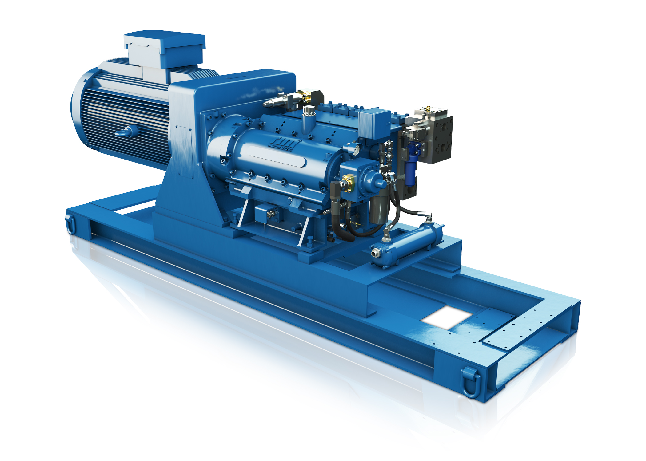 On Demand INtelligence delivers savings for high pressure pumps