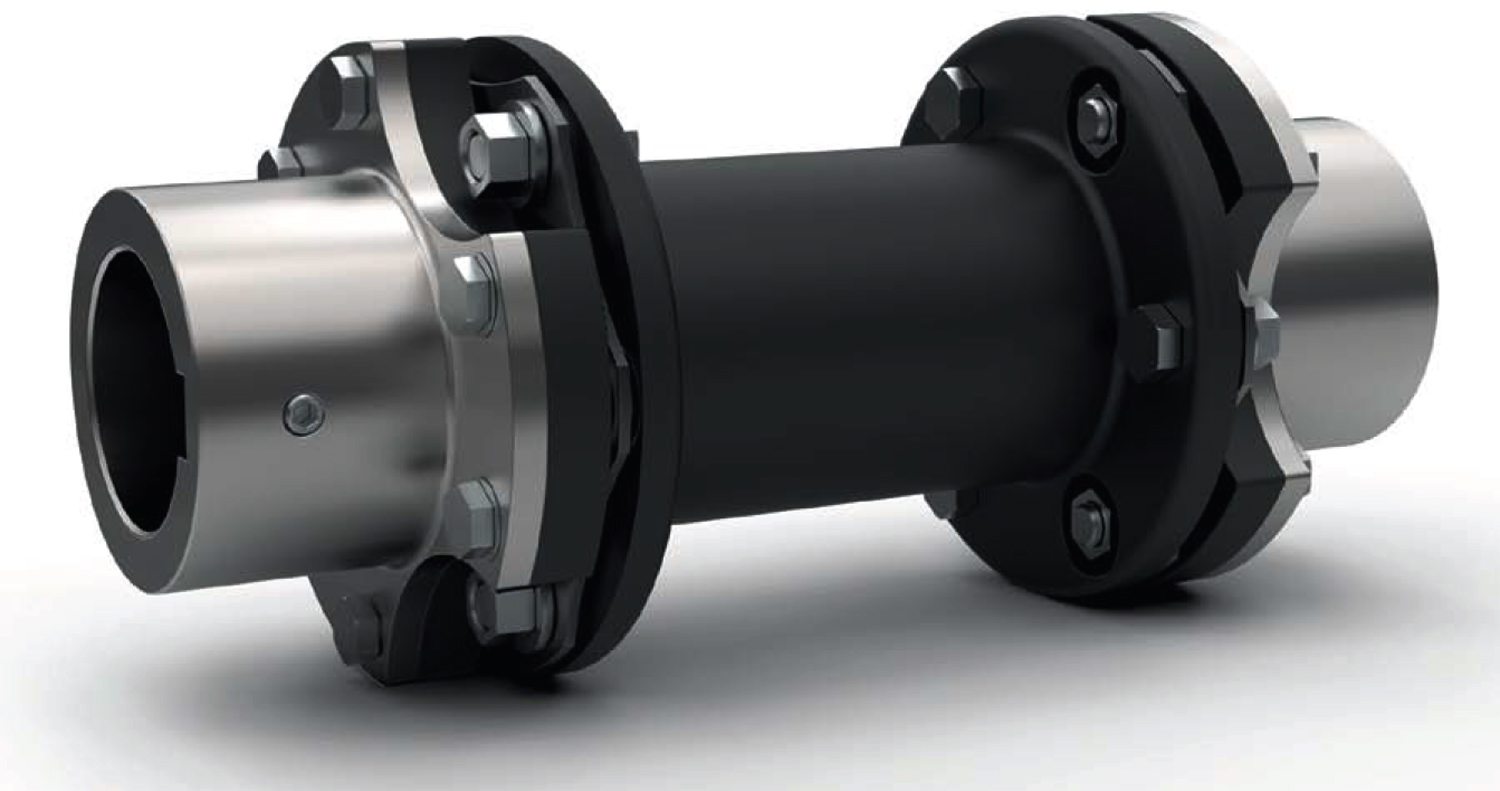 Disc pack coupling range expanded and gets imperial option