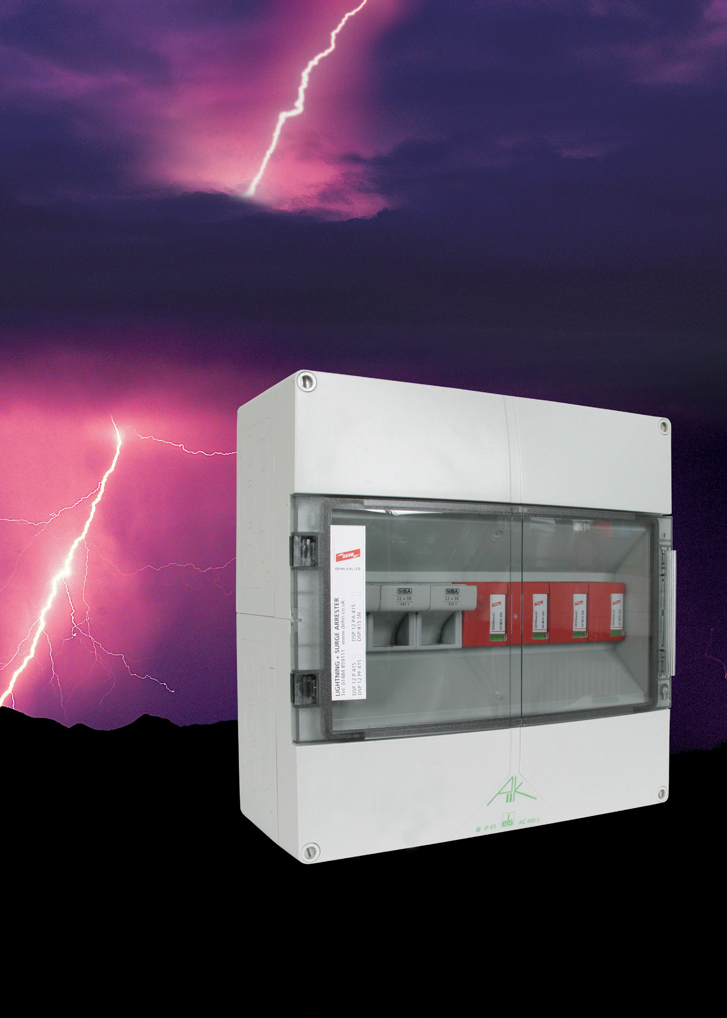 Ensuring effective protection against electrical surges