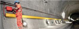 Gotthard Railway Tunnel relies on Spelsberg WKE fire-resistant junction boxes