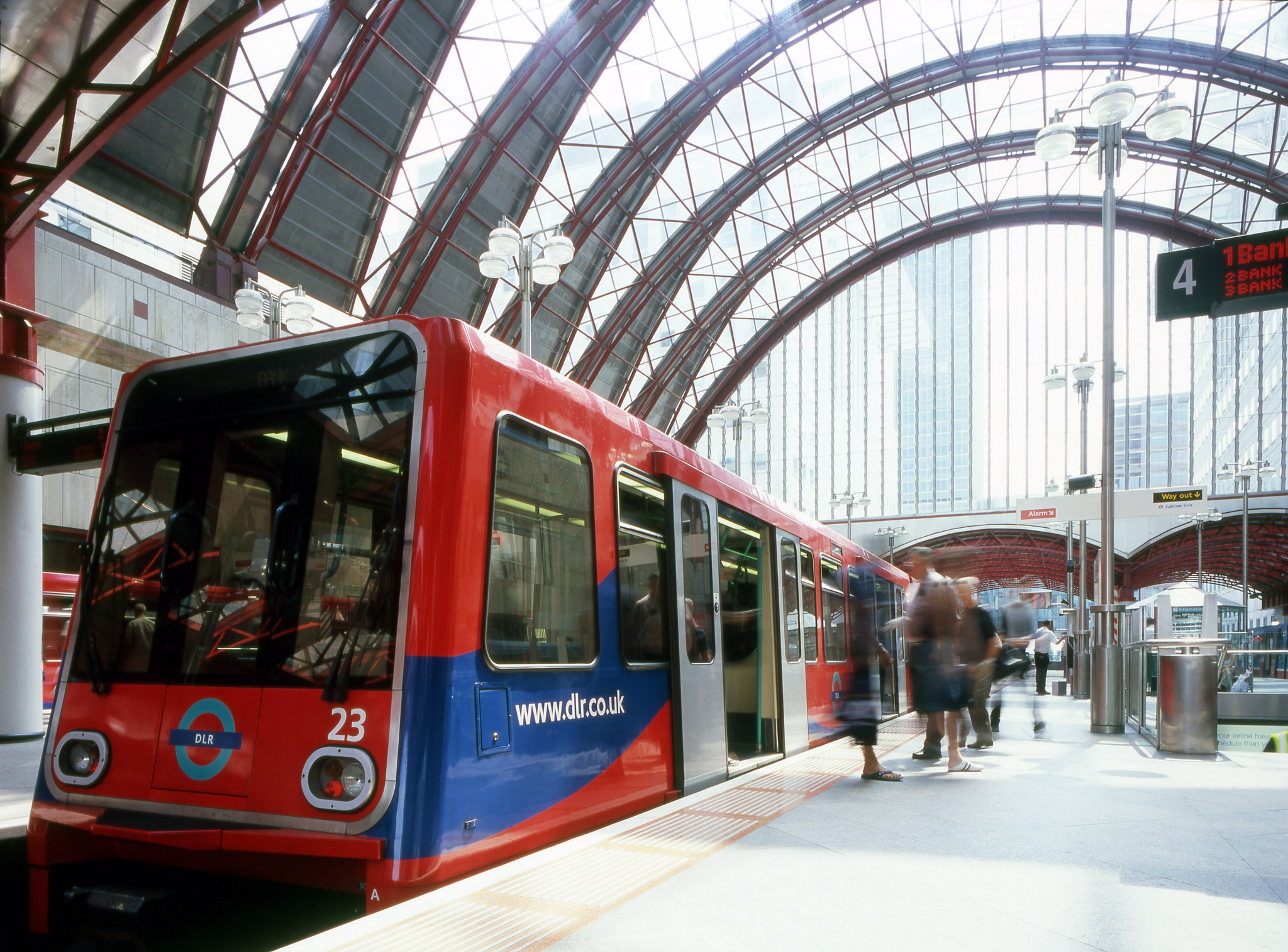 Sulzer offers scrupulous quality standards, speed and precision engineering for Docklands Light Railway repair project