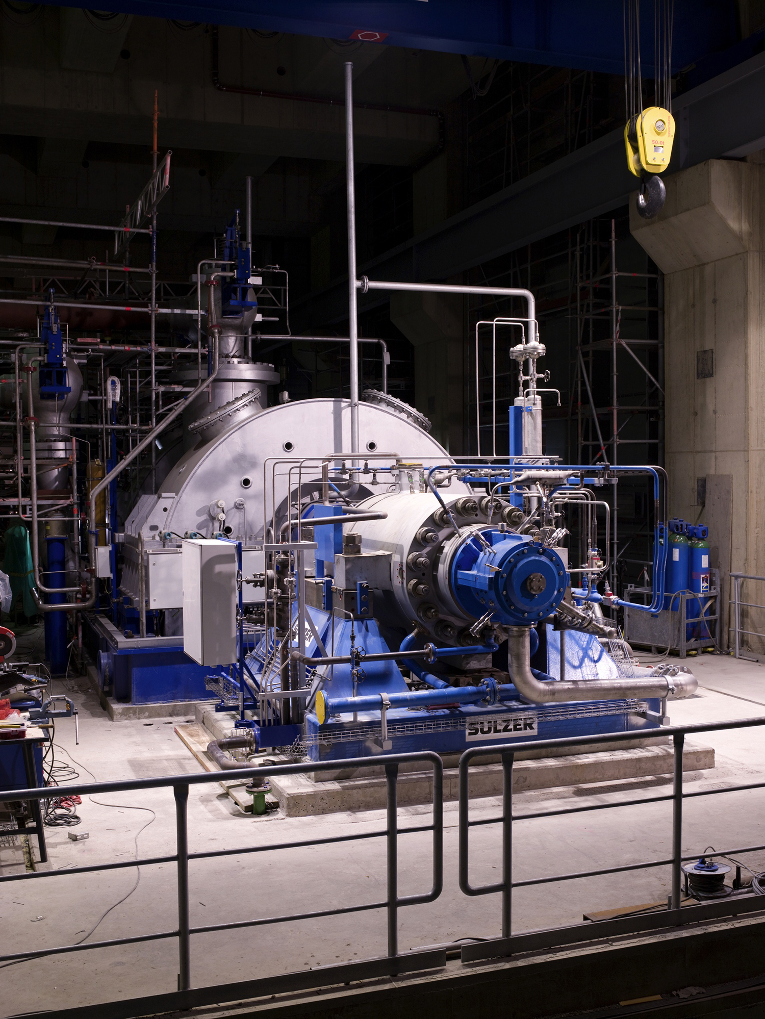 Pump field services – vital to maintaining reliability