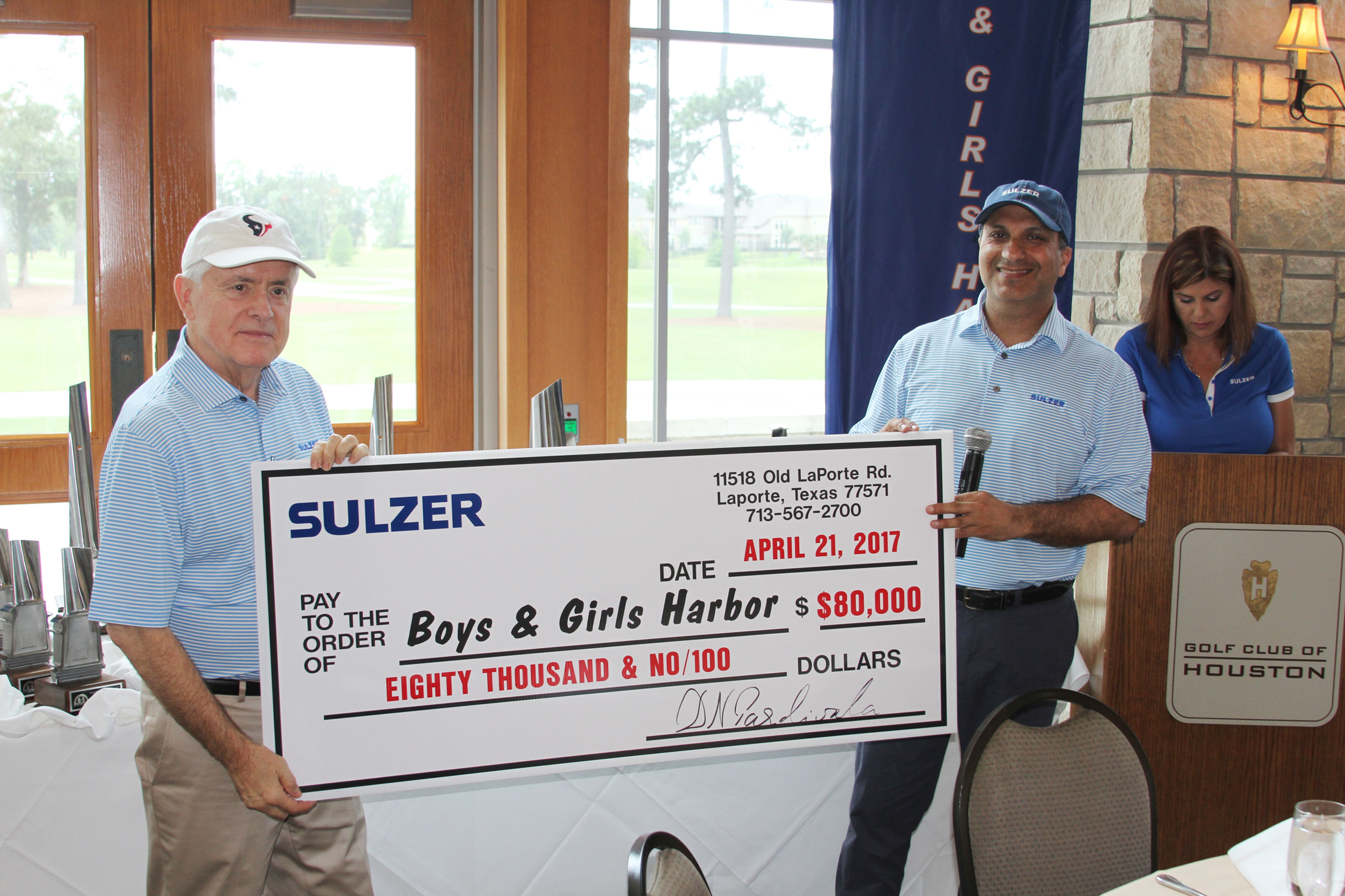 30th Annual Hack Attack Golf Tournament Benefiting the Boys & Girls Harbor in Honor of the Child Abuse Prevention Month