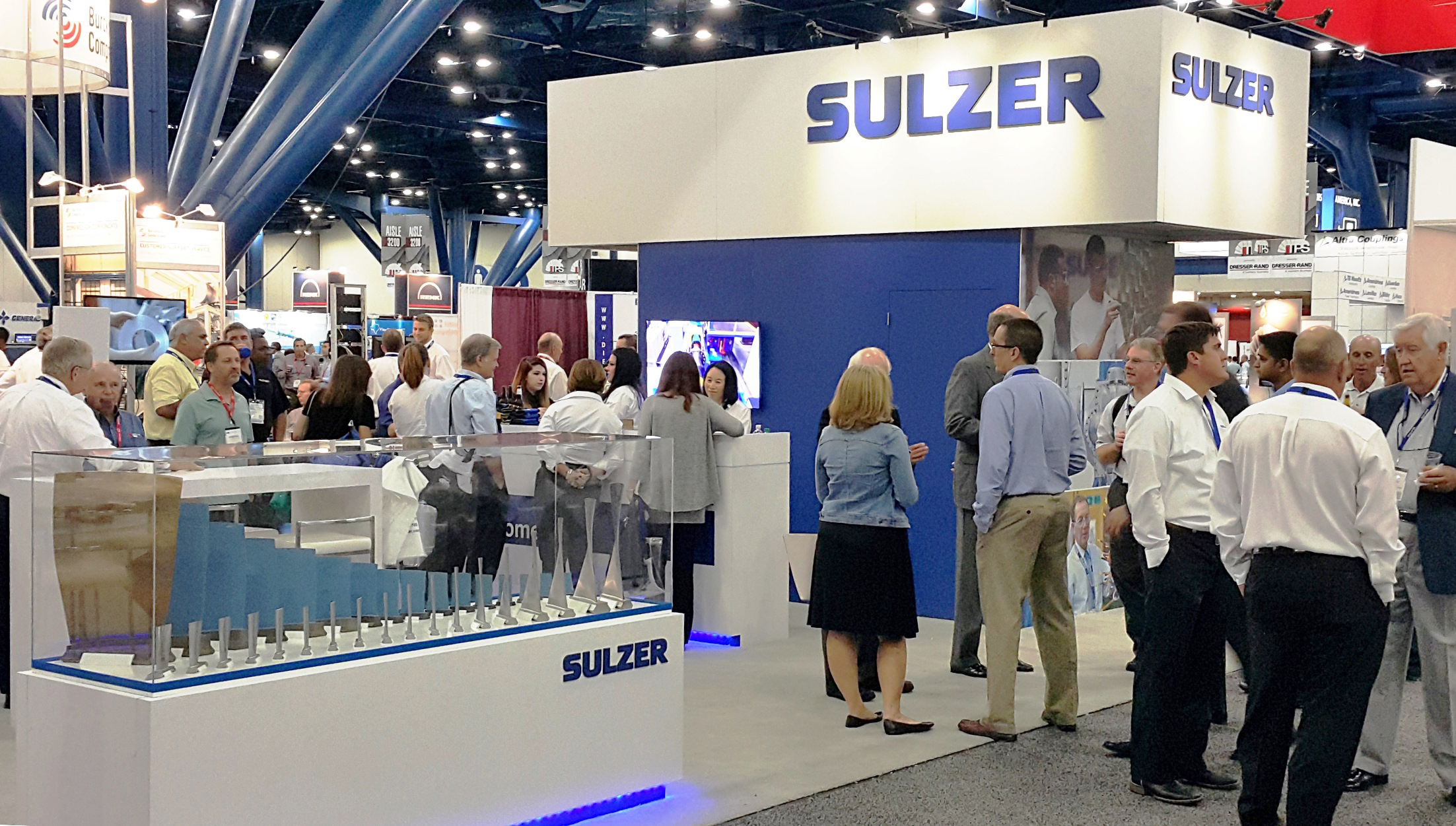 Sulzer's turnkey services and pumping solutions at Turbomachinery & Pump Symposia 2017