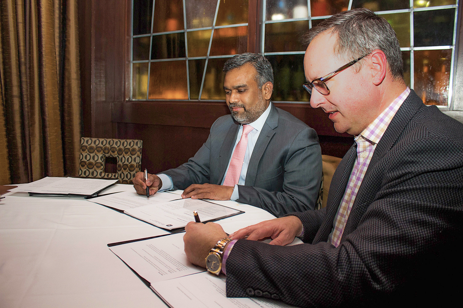 Sulzer signs deal with GE