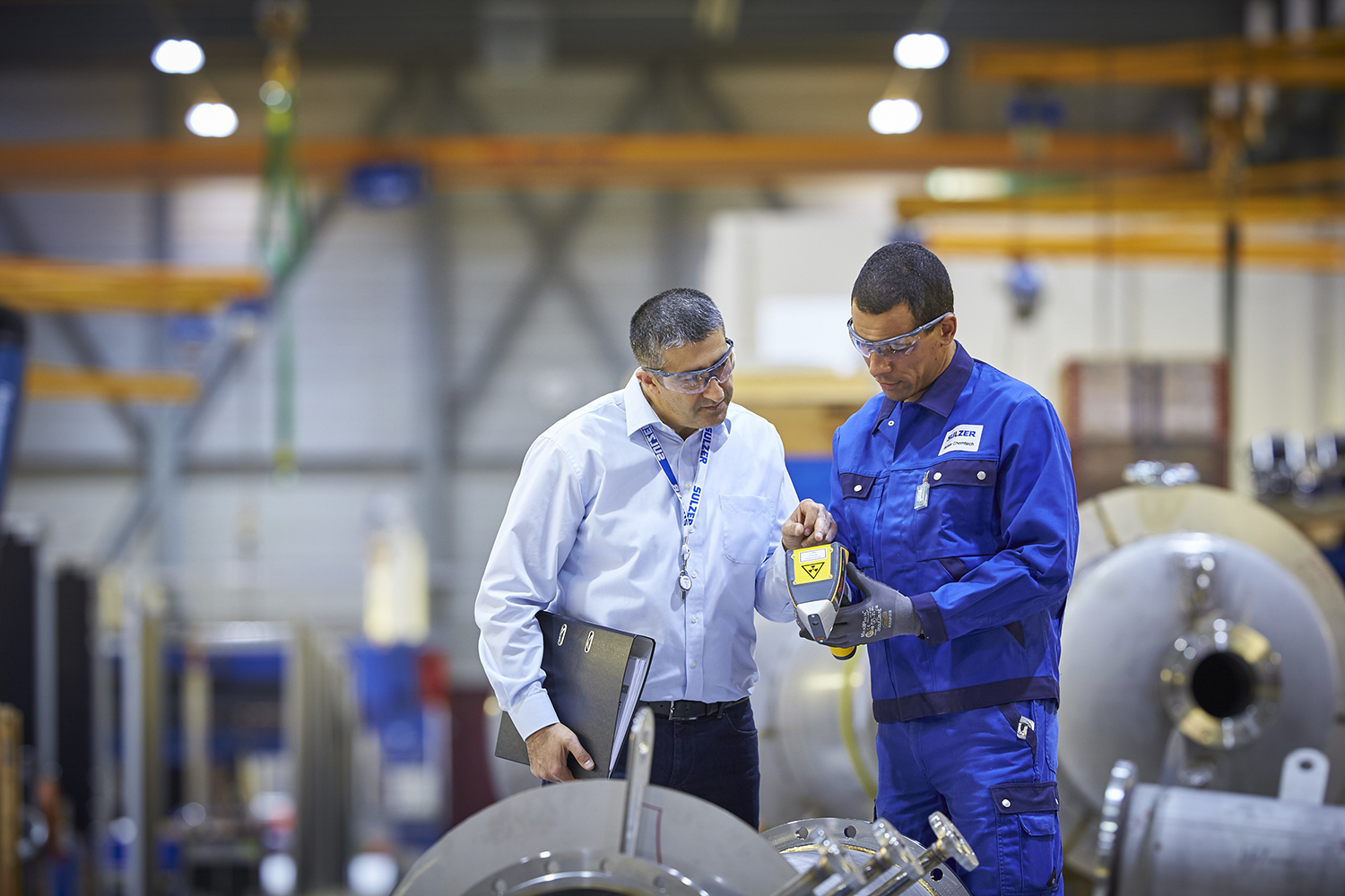 Sulzer's separation technology helps turn carbon emissions into biofuels
