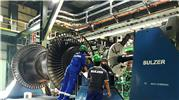On-site overhaul of 55 MW geothermal steam turbine