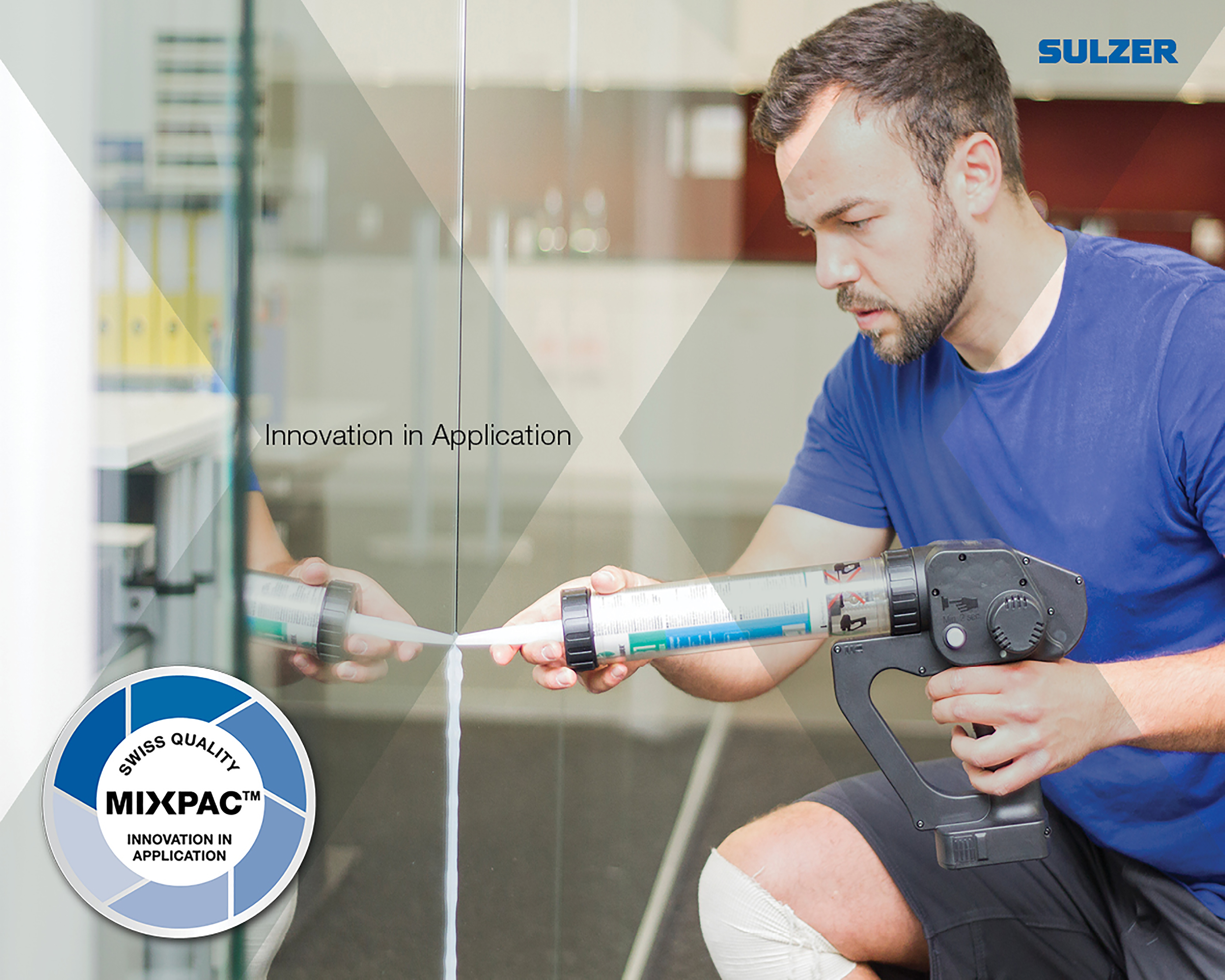 Innovative Sulzer™ products at BAU 2019