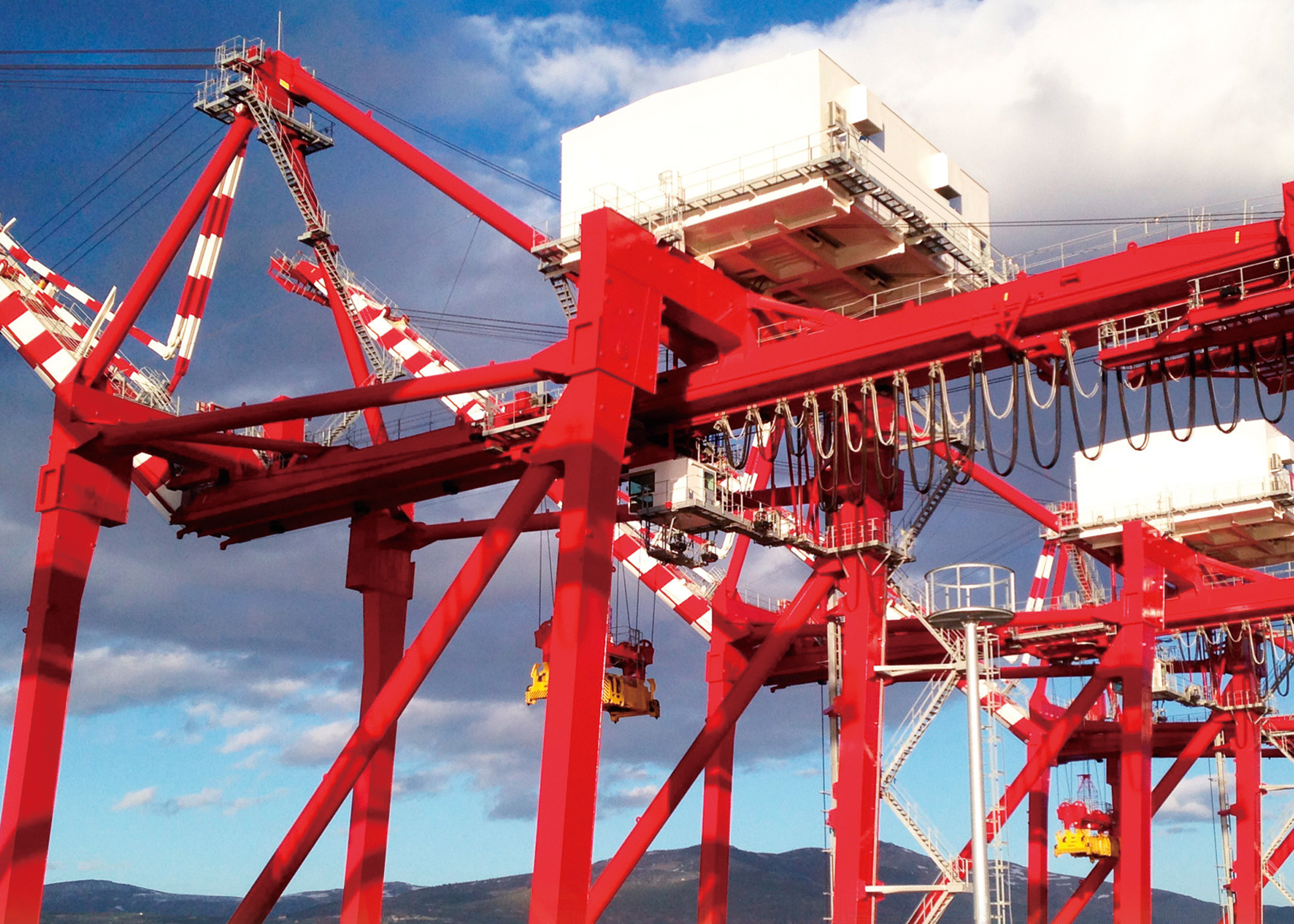 Tsubaki: Power and Performance for the Port Industry
