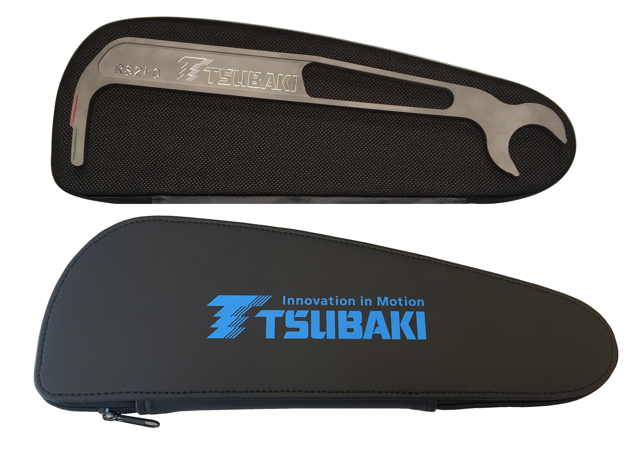 Tsubaki chain wear indicators now available in large sizes