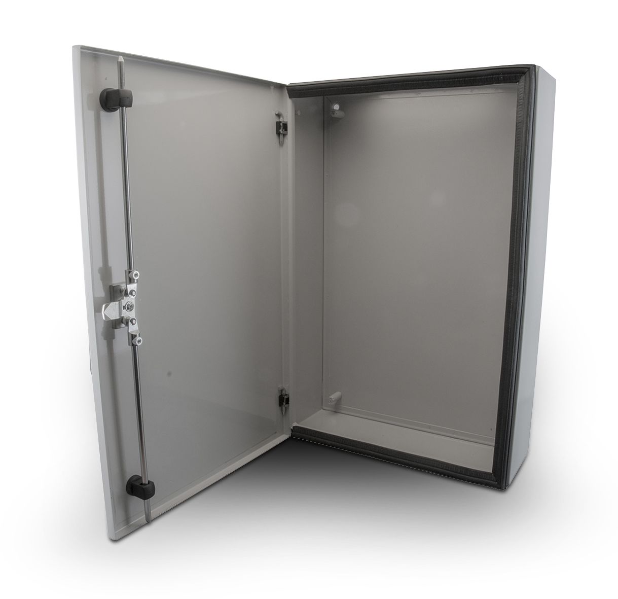 Modular multipoint locking system allows bespoke security levels to be selected
