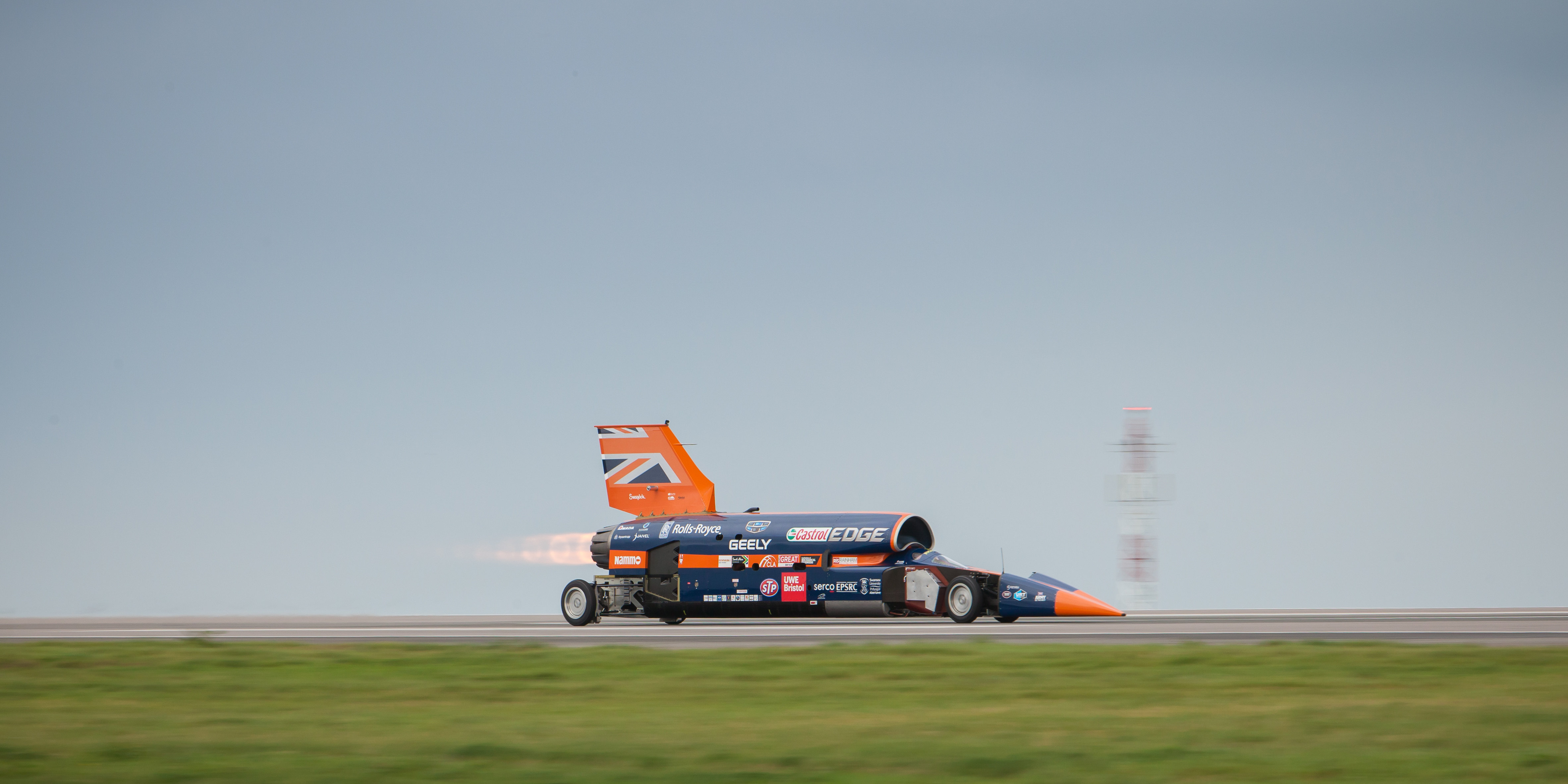 WDS welcomes successful public Bloodhound SSC Test