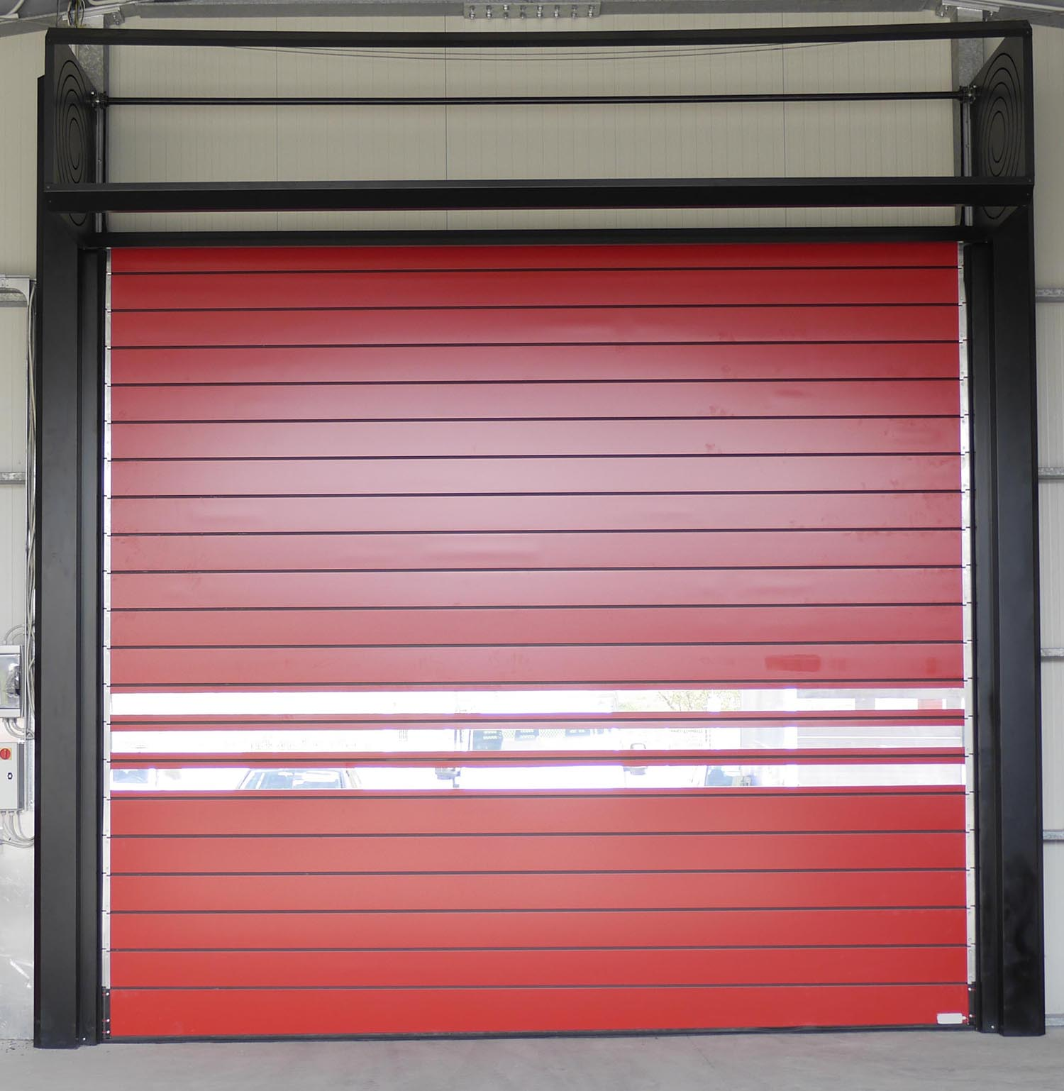 An open and shut case for specifying premium doors